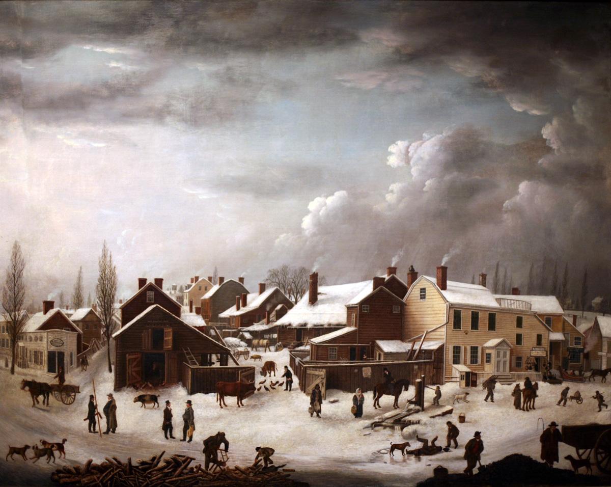 Art History News American Identities A Reinterpretation