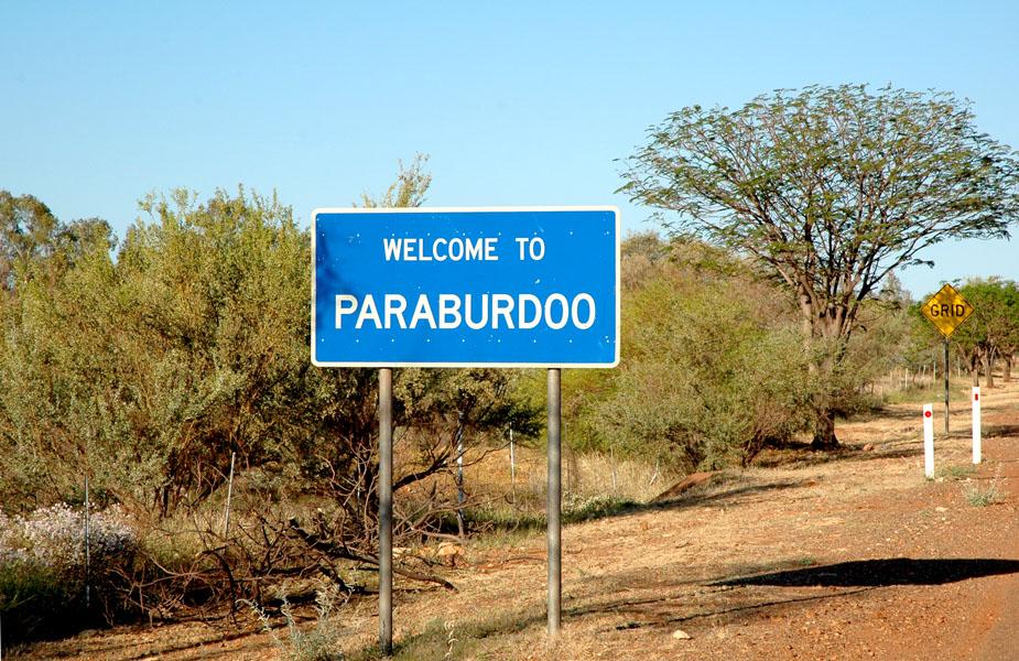 Paraburdoo WA