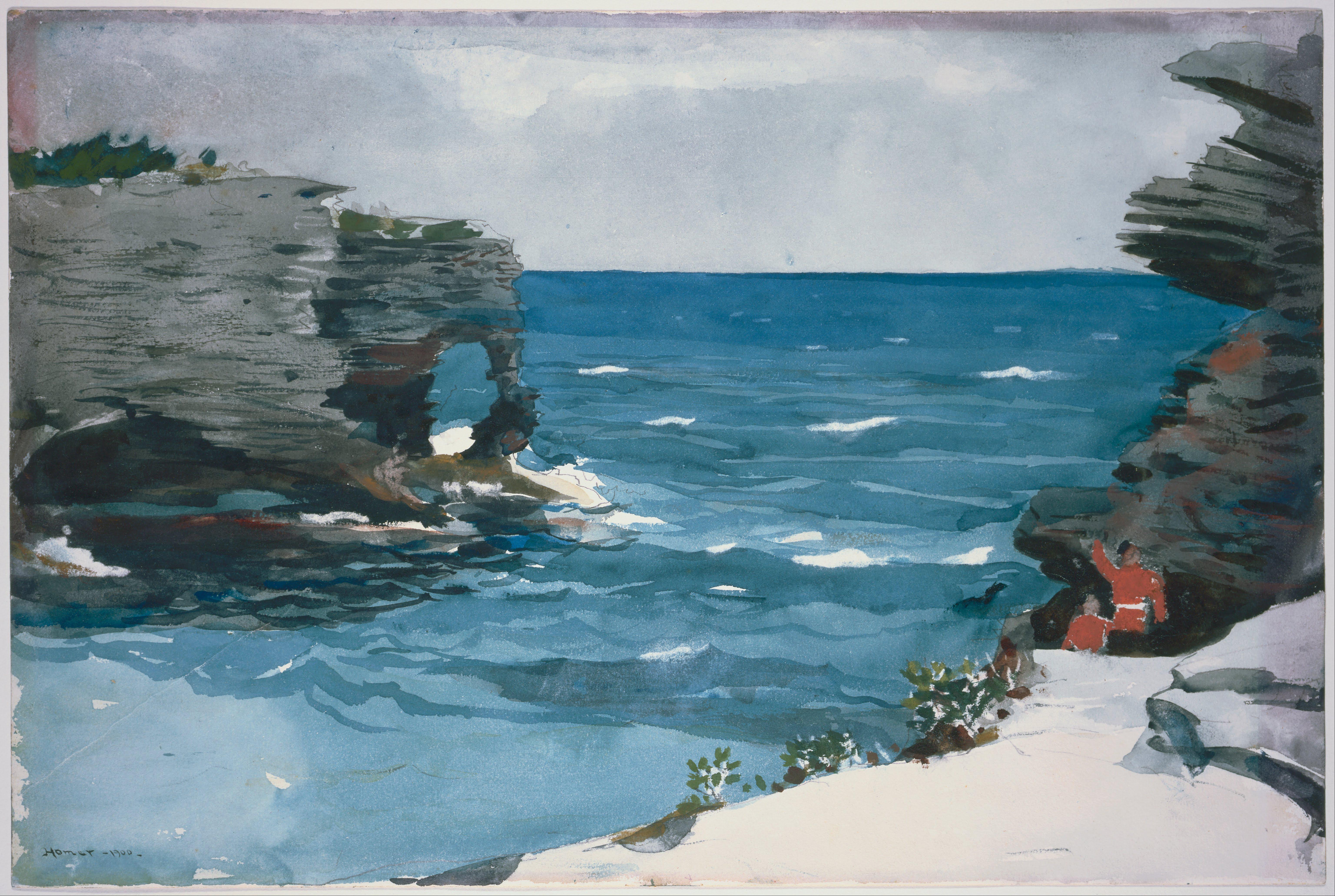 Bermuda Artists Paintings