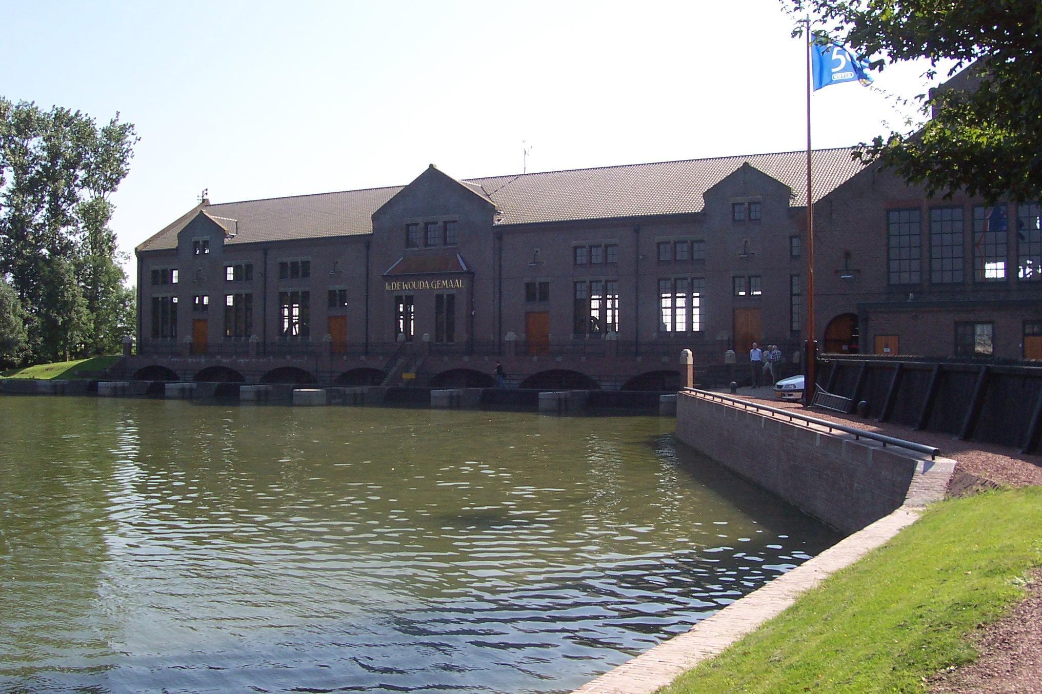 Woudagemaal in Lemmer