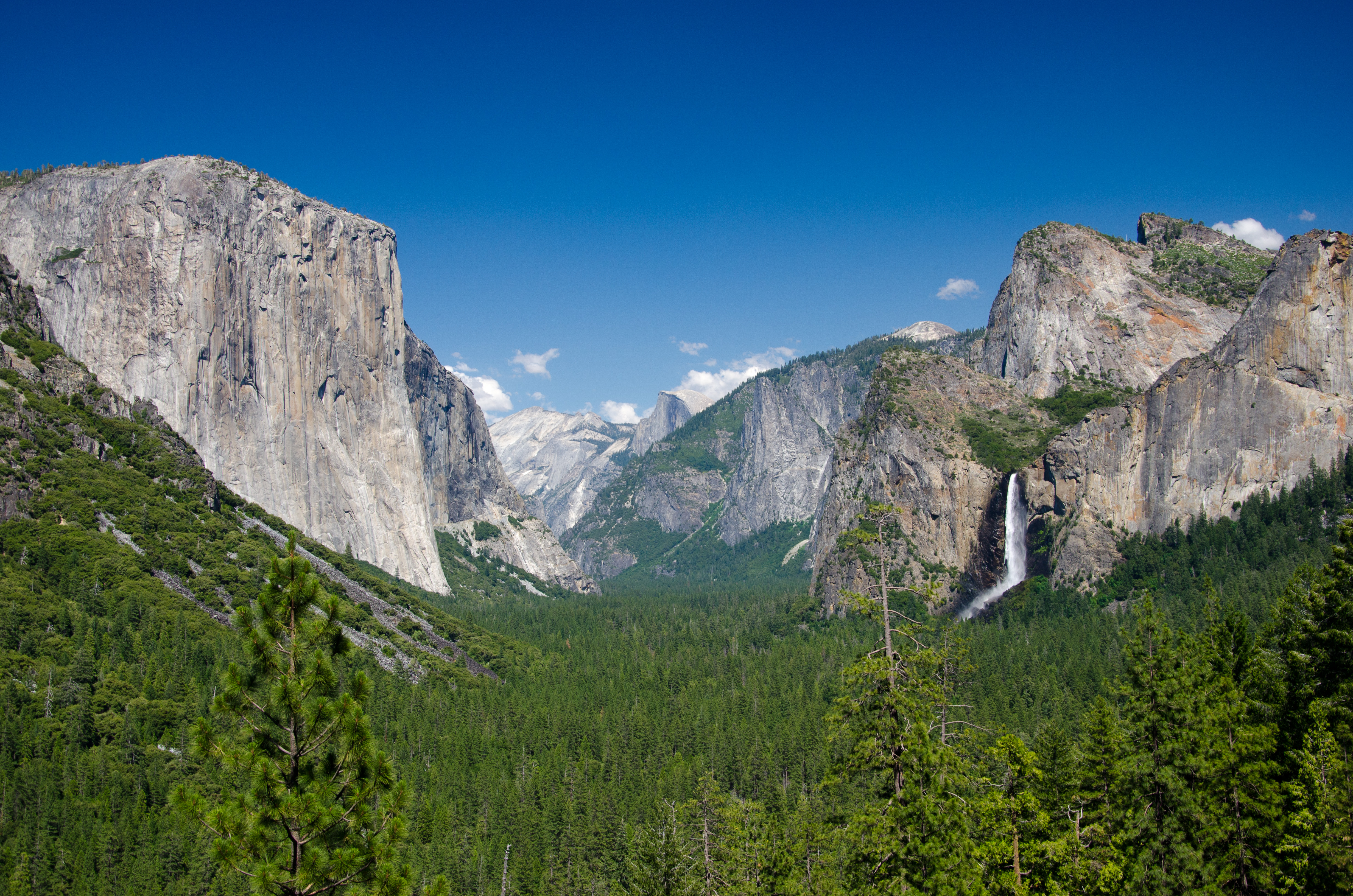 Tunnel View - Wikipedia