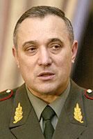 Генерал армии А.В.Квашнин