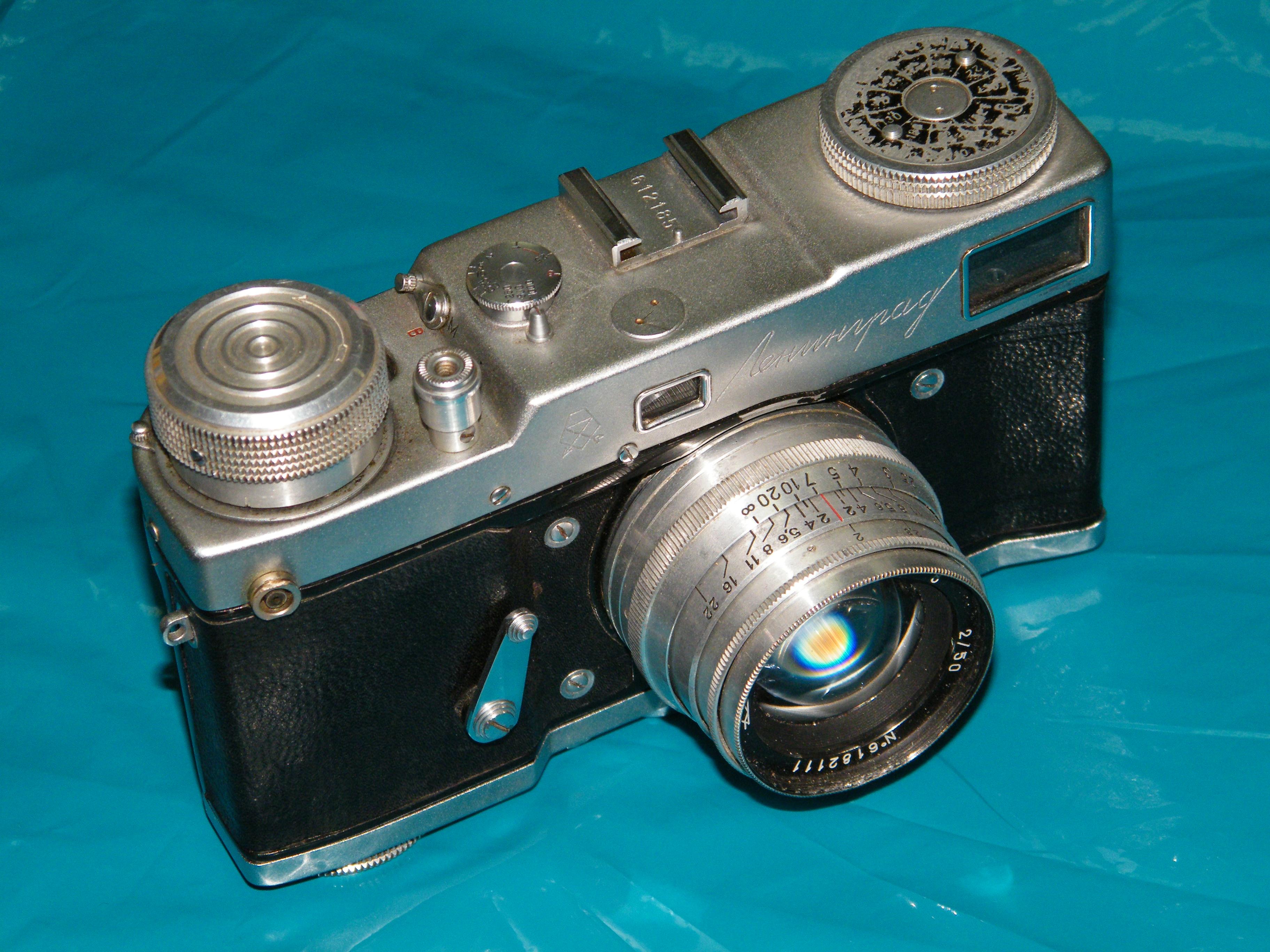 самые лучшие фотоаппараты ссср лобода долгое