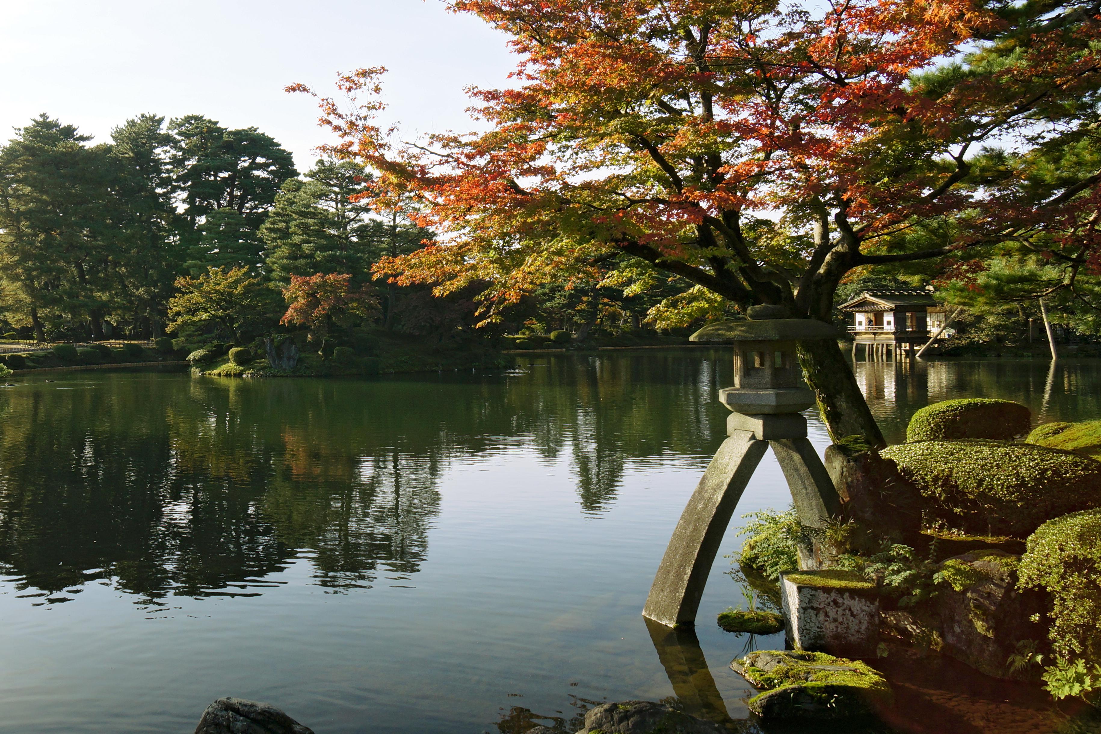 File 131109 kenrokuen kanazawa ishikawa pref for Jardin kenrokuen en kanazawa