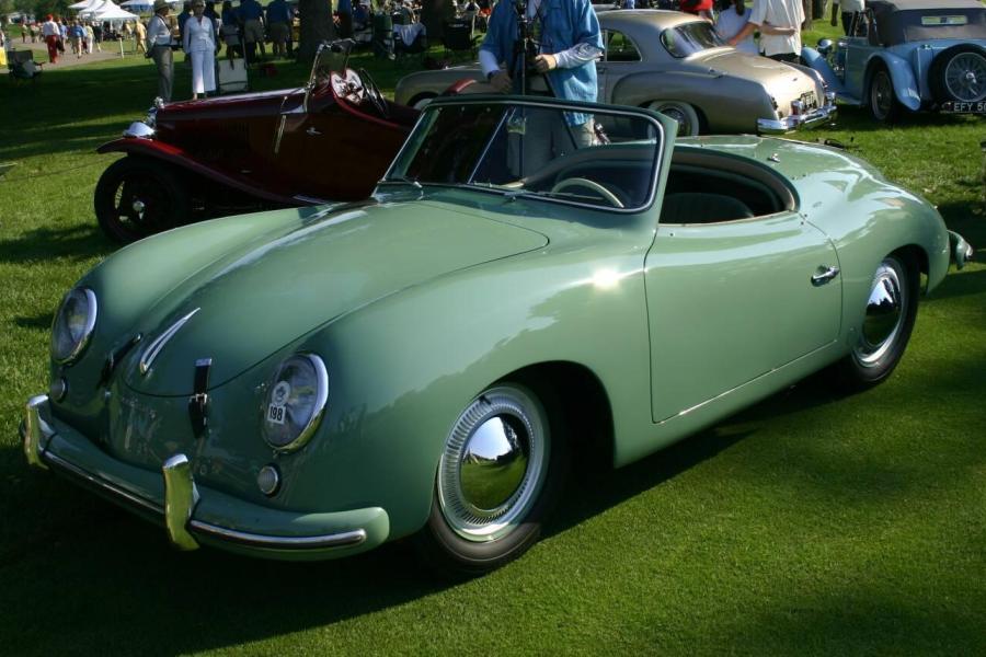 1952 Porsche 356 K/9-1 Prototype