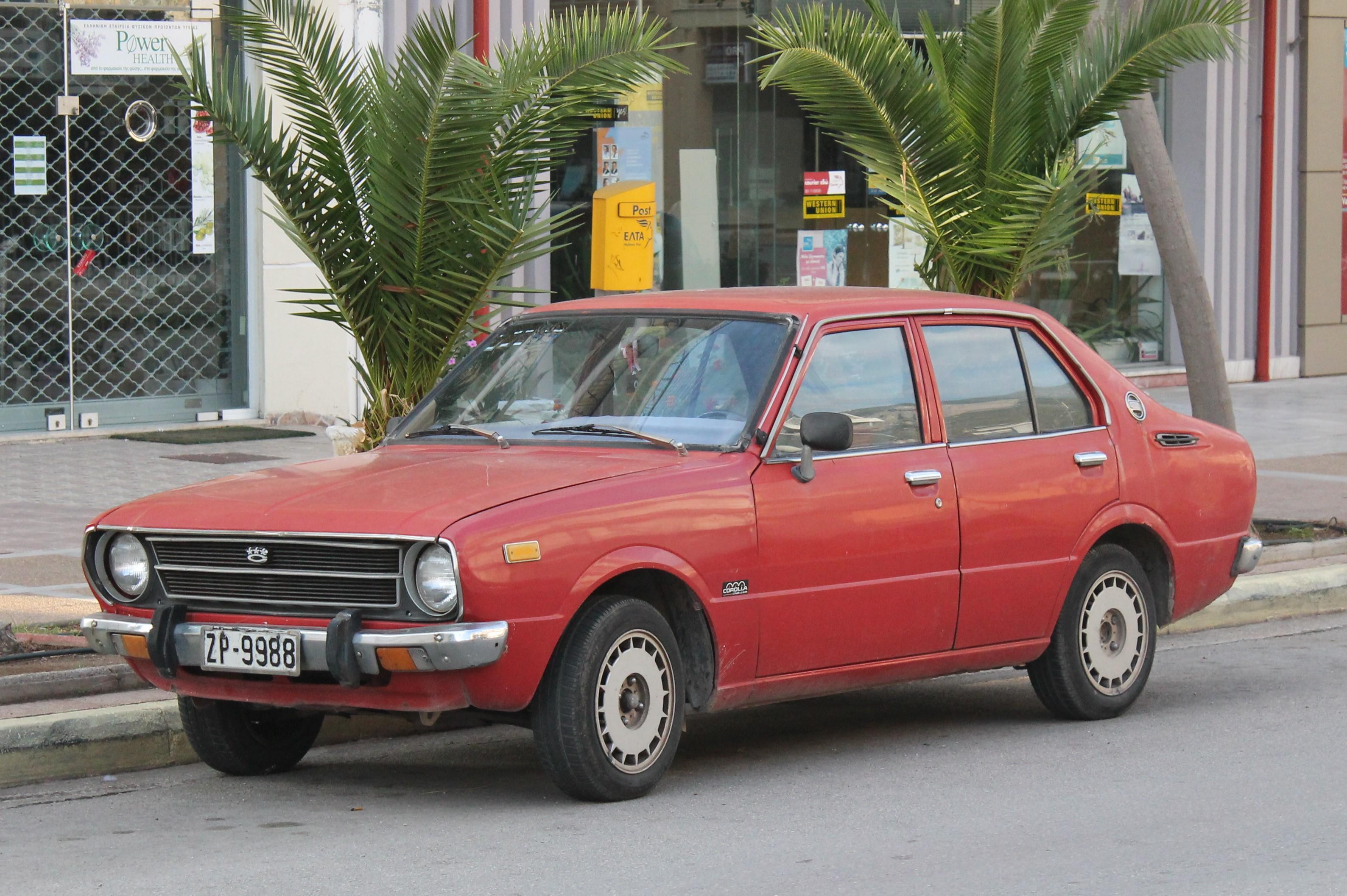 Kelebihan Kekurangan Toyota Corolla 1970 Spesifikasi