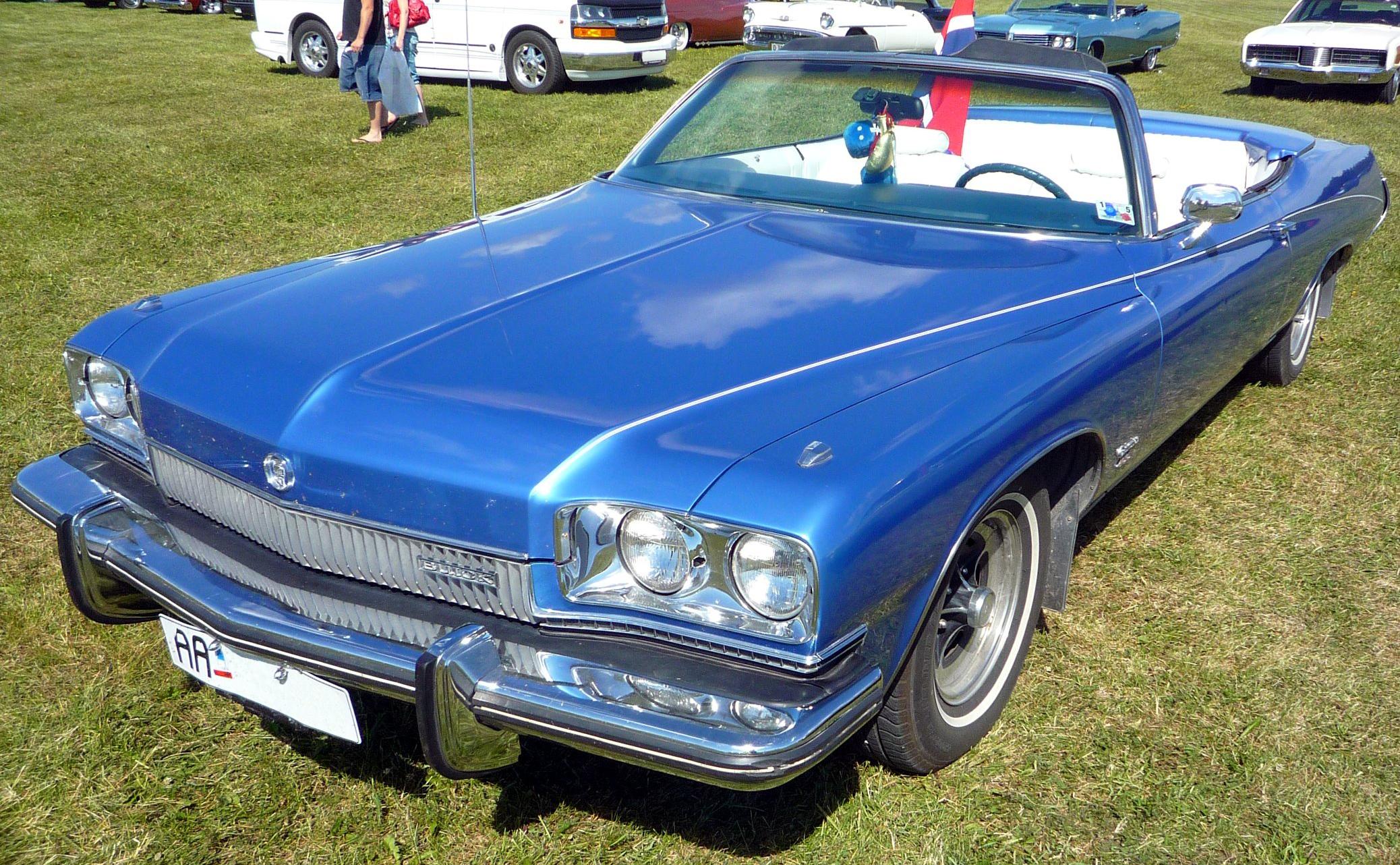 File 1973 Buick Centurion Convertible Jpg Wikimedia Commons