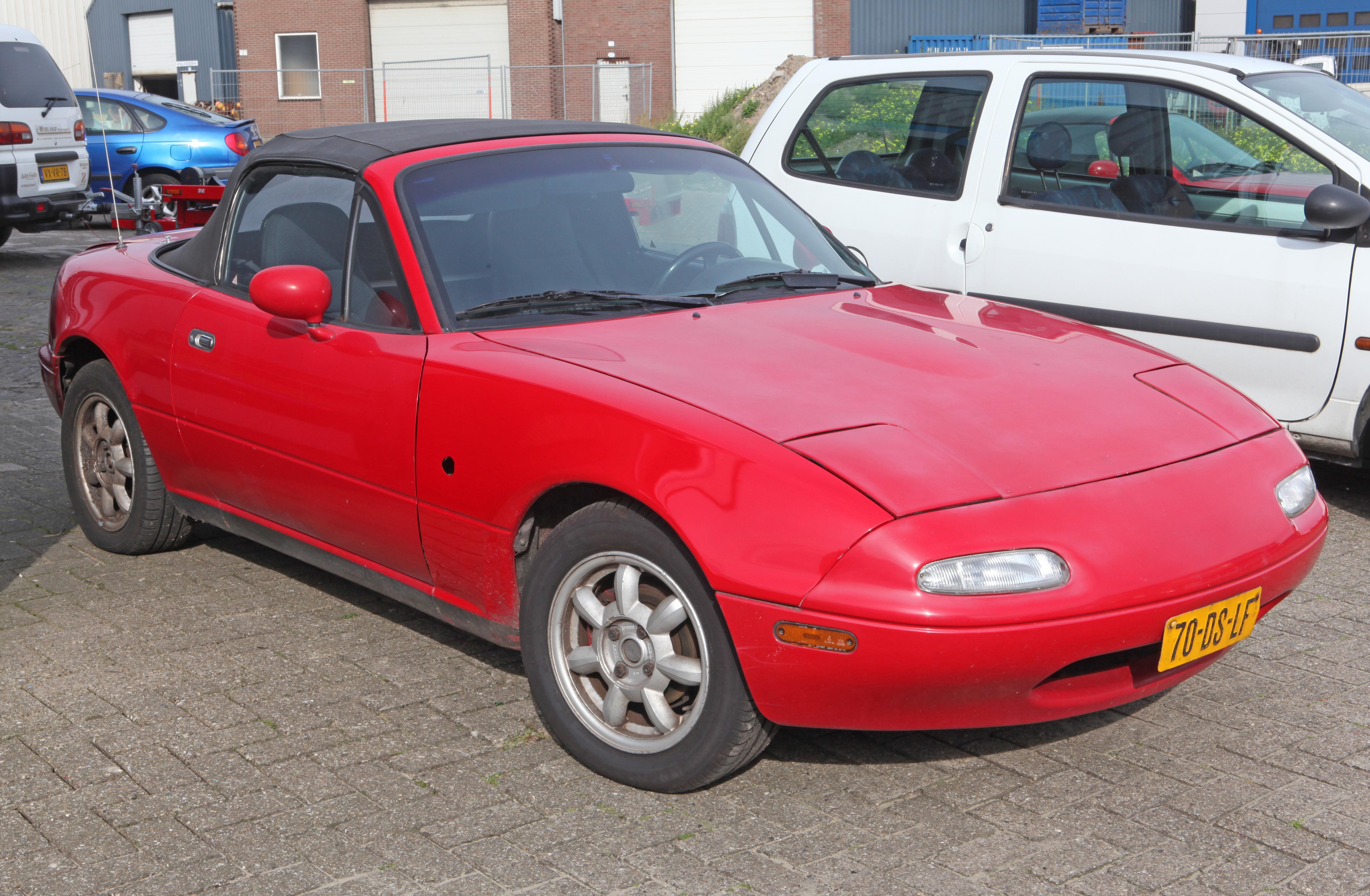 File 1990 Mazda Mx 5 Miata 1 8 8066696559 Jpg Wikipedia