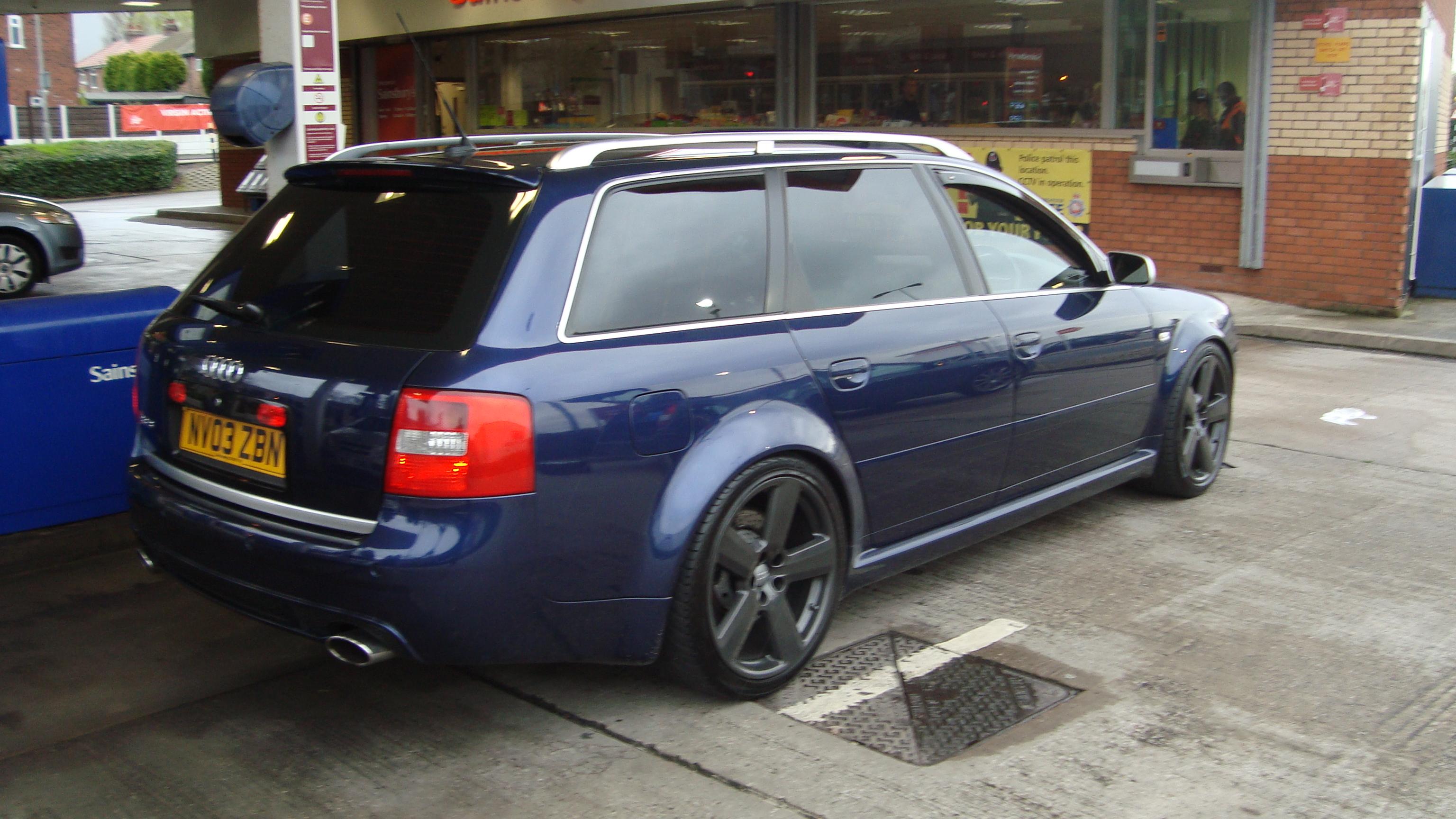 Kekurangan Audi Rs6 2003 Tangguh