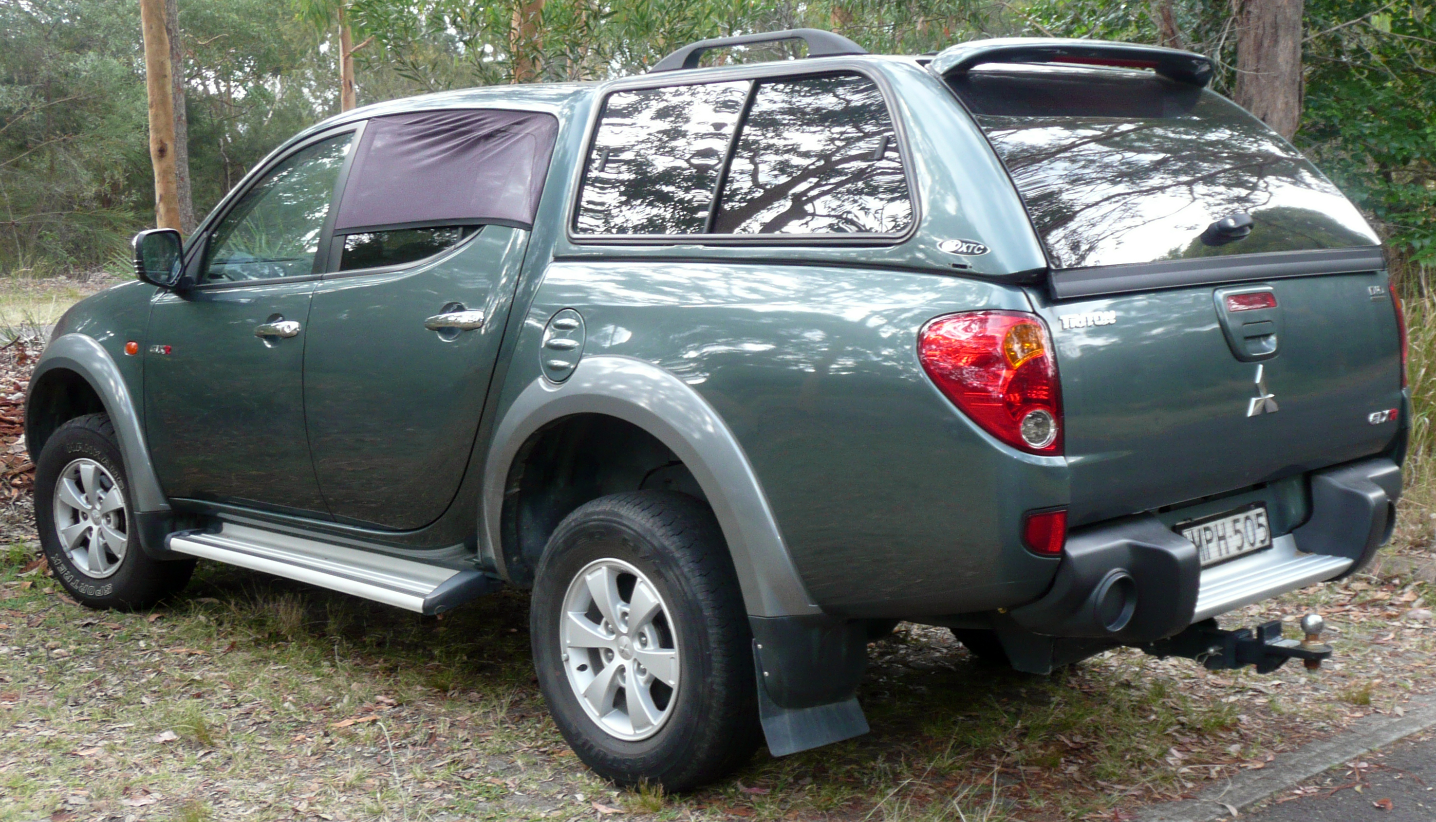 File 2006 2008 Mitsubishi Triton Ml Glx R Di D 4 Door