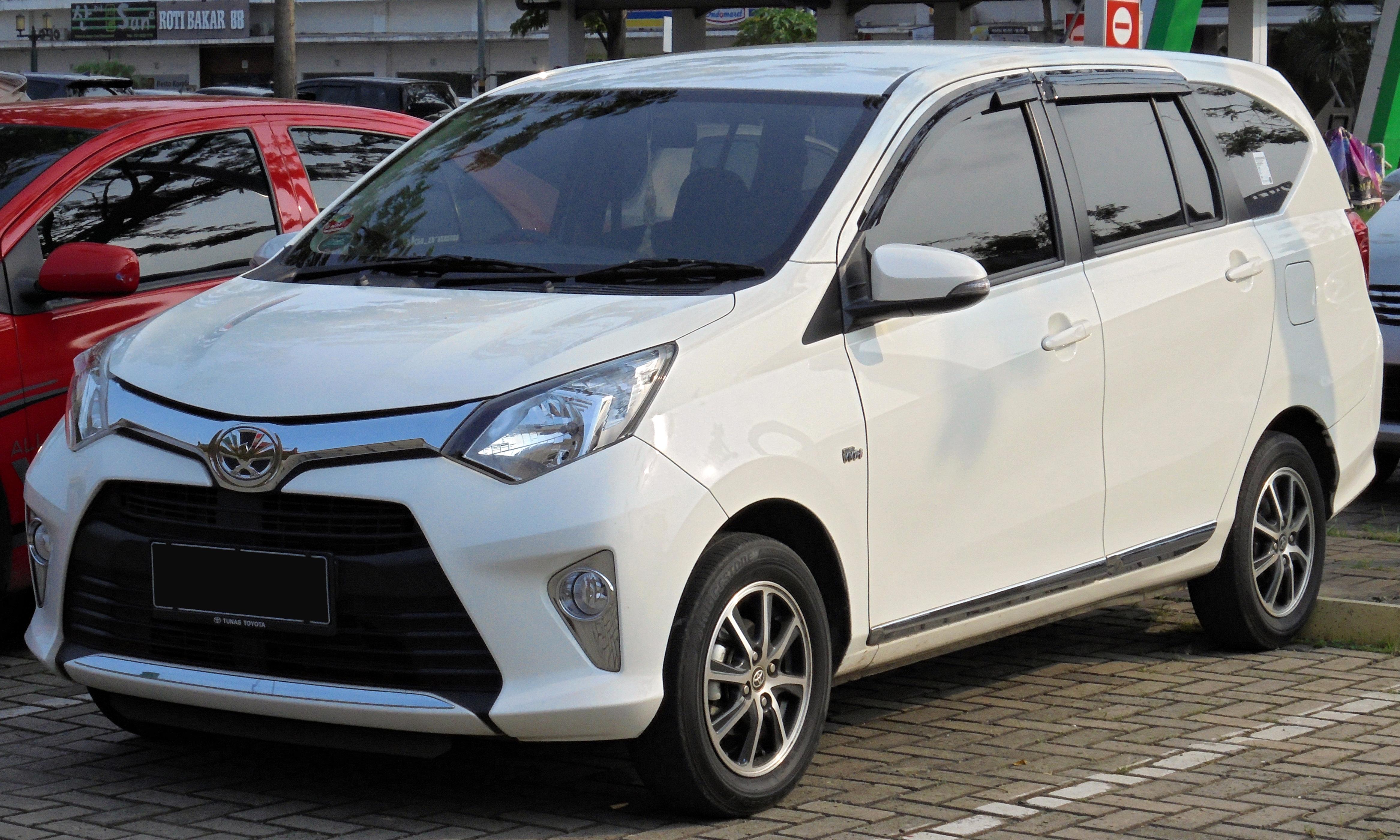 File:2017 Toyota Calya 1.2 G Wagon (B401RA; 01-12-2019