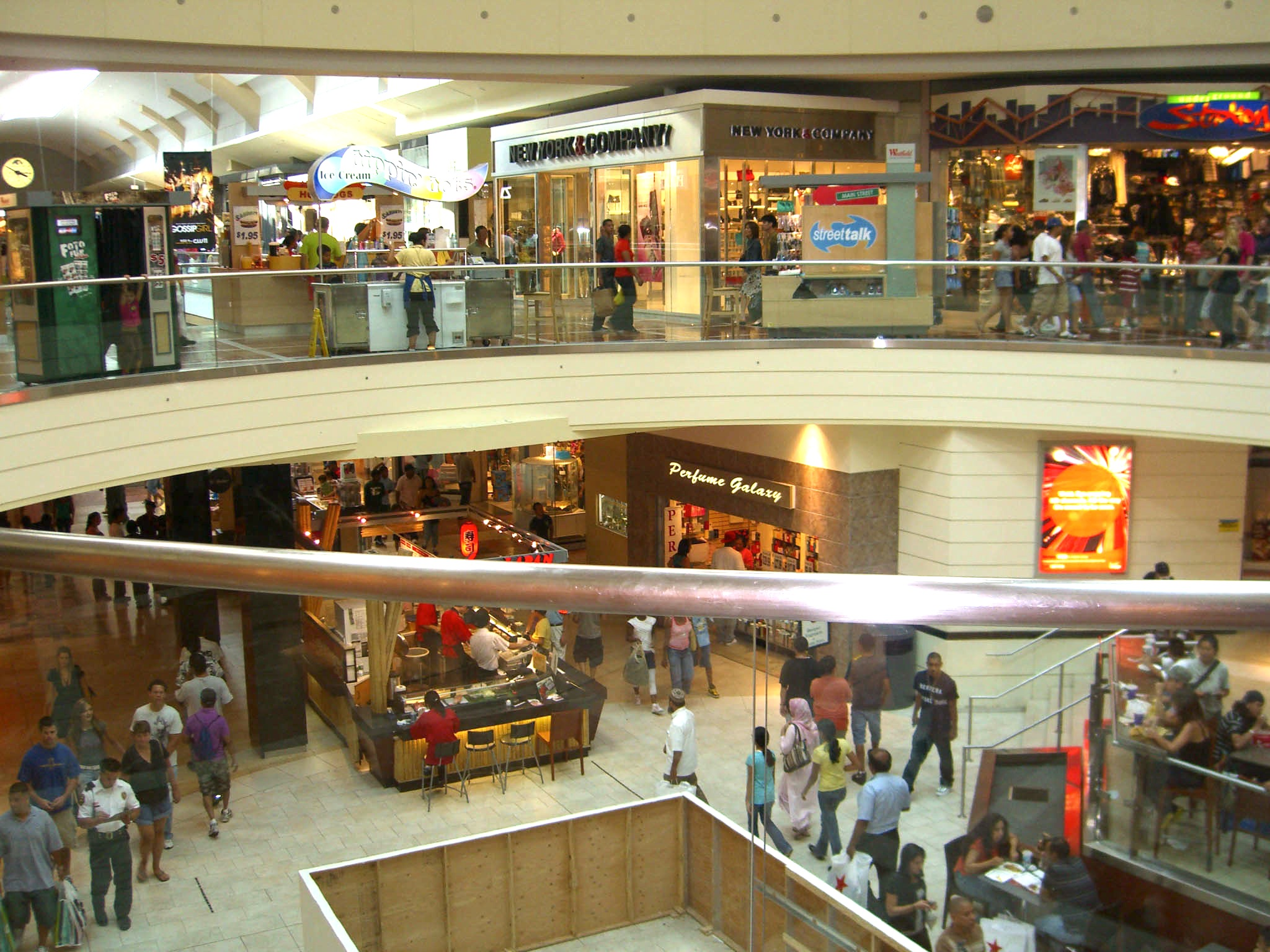 Shopping mall - Wikiwand