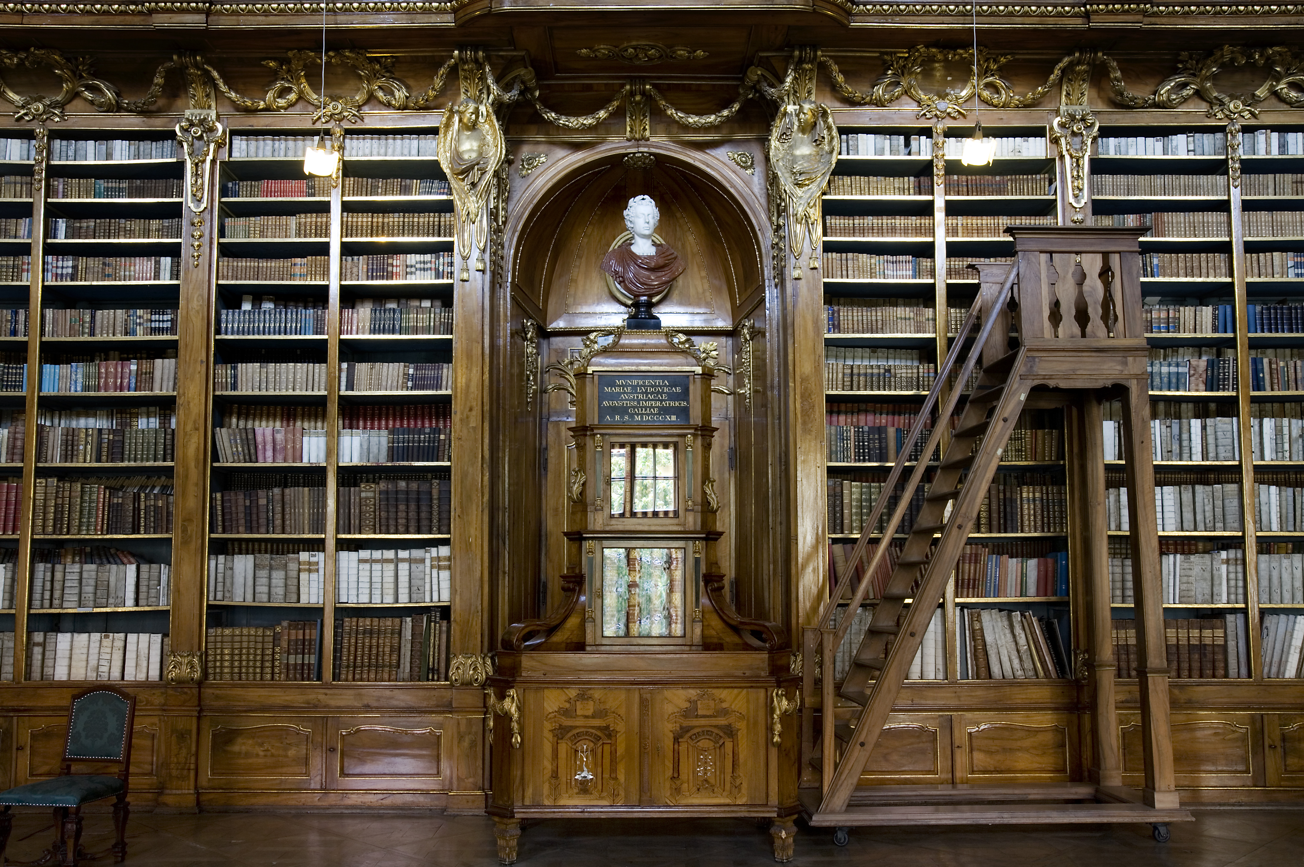 File A Baroque Library Prague 7529 Jpg Wikimedia Commons