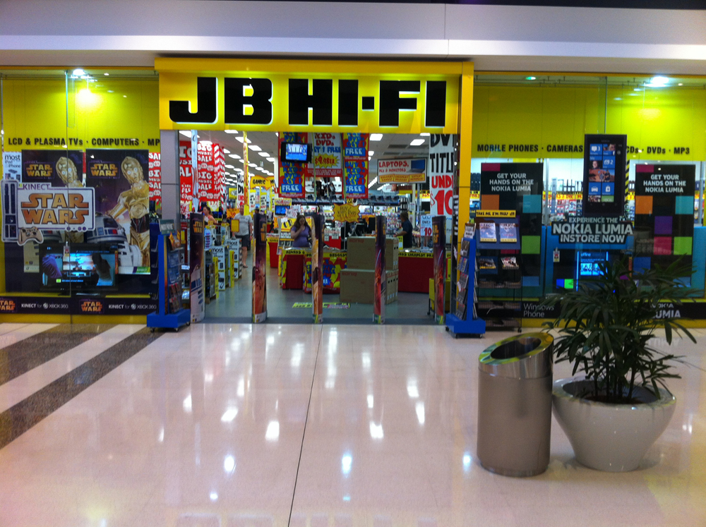 JB Hi-Fi - Wikipedia, the free encyclopedia