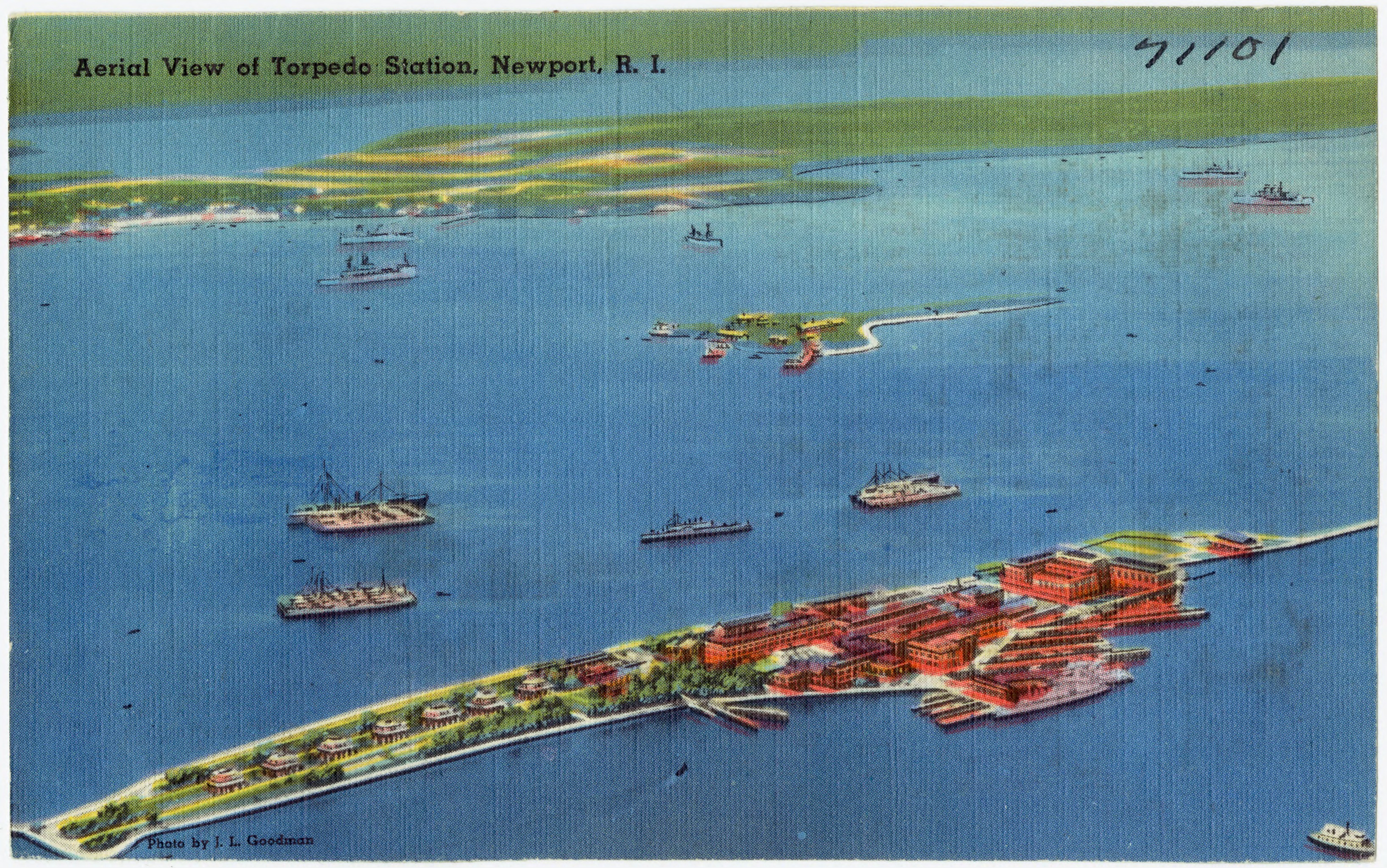 Torpedo town usa : a history of the naval undersea warfare engineering station
