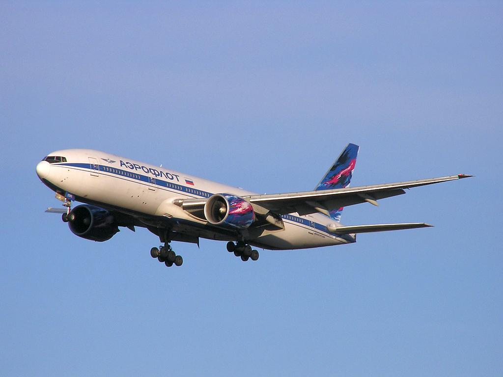 Fileaeroflot Boeing 777 200er Vp Bas Svo 2003 11 7png Wikimedia