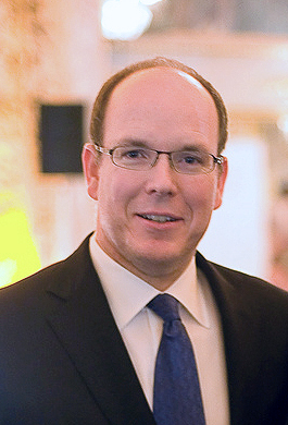 Albert II, Prince of Monaco