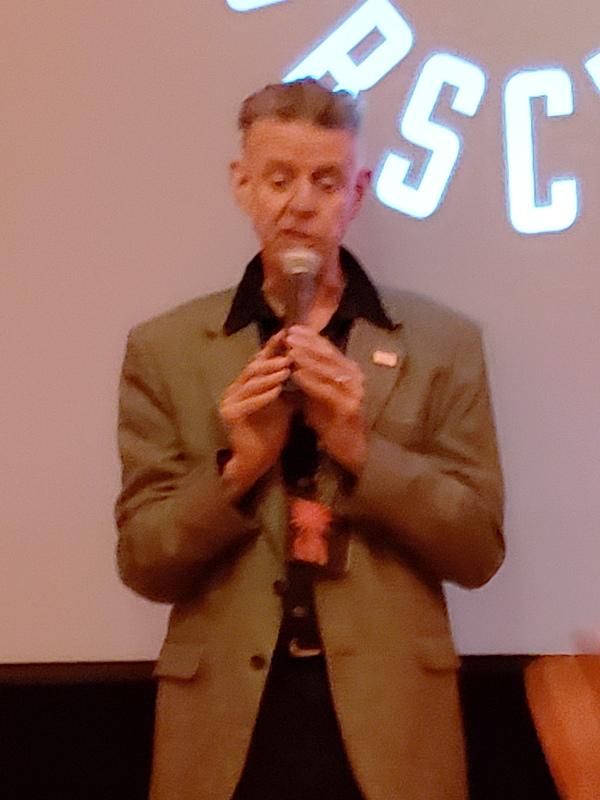 Alex Cox in November 2018