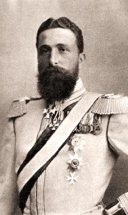 Alexander I., Prinz von Battenberg, Fürst von Bulgarien