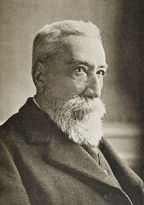 English: Anatole France, Nobel laureate in Lit...
