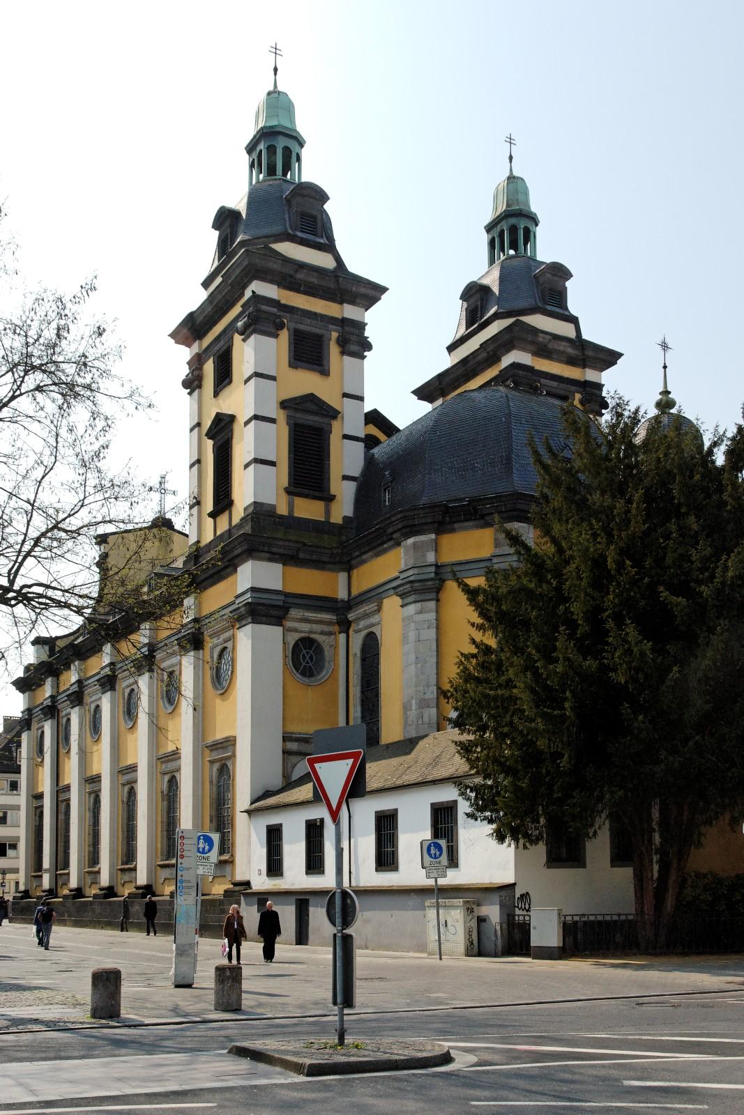 Andreas Kirche