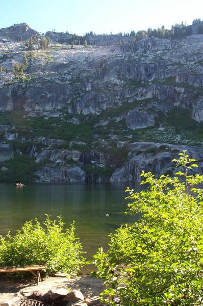 Angora Lakes - Wikipedia