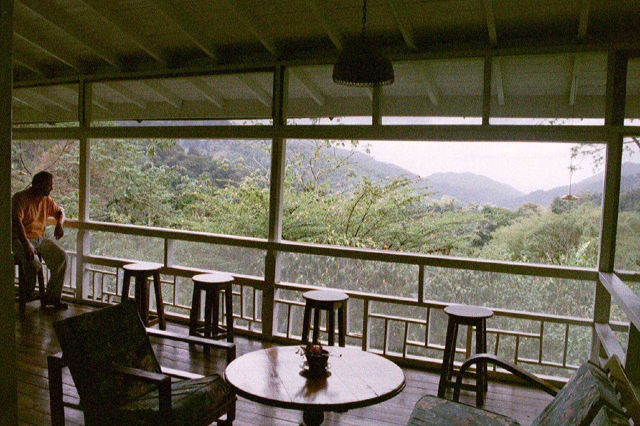 File asa wright nature centre northern range trinidad for Balcony history