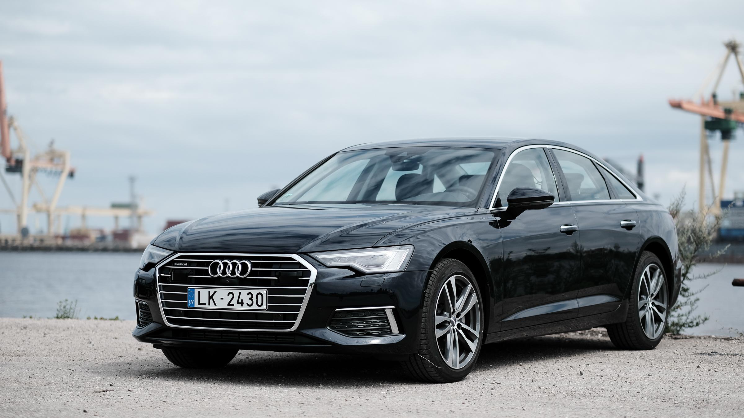 Kelebihan Audi A6 2018 Tangguh