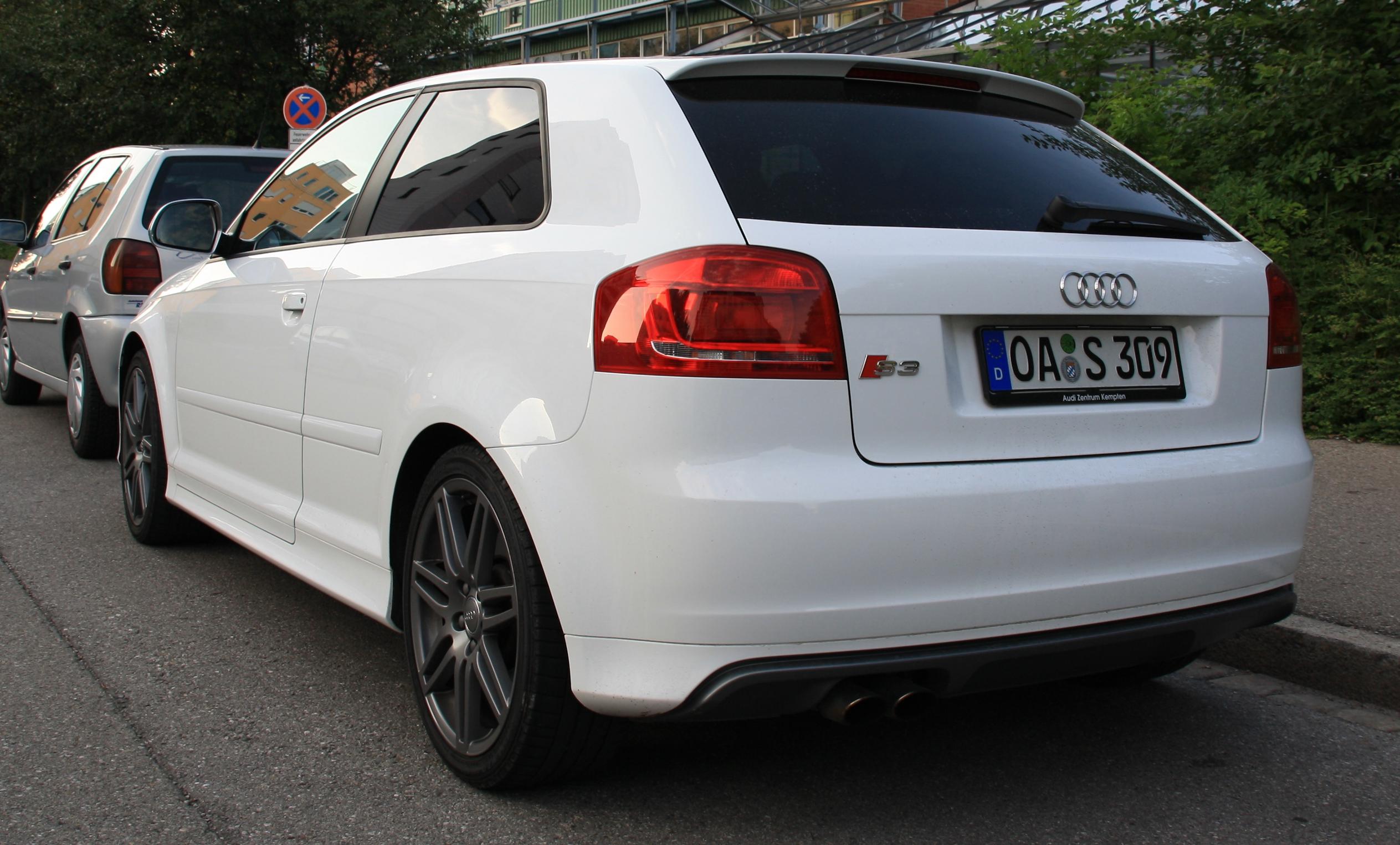 Audi a3 hatchback 2004 model 8