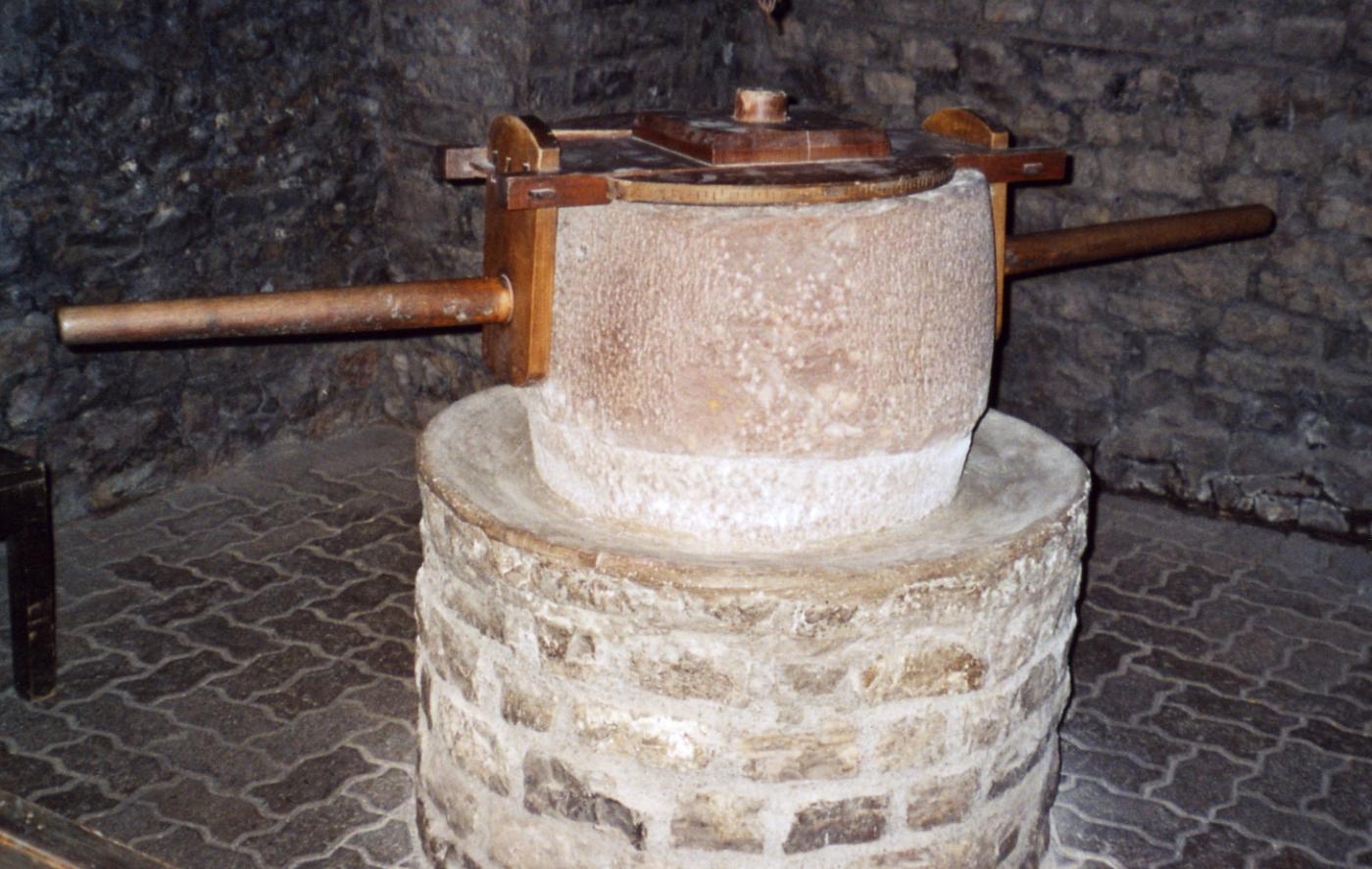 Ремонт ручной турецкой мельницы своими руками