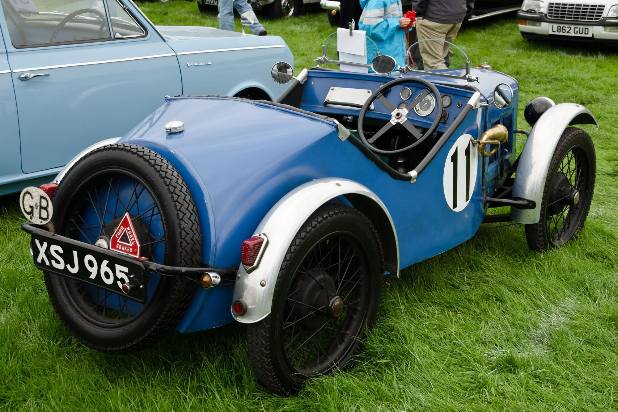 File:Austin 7 Special (1936) - 14282976631 jpg - Wikimedia