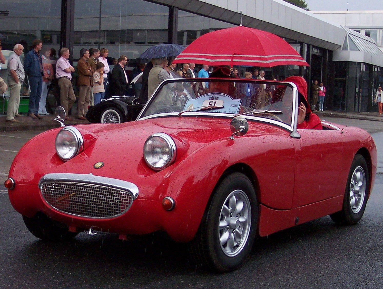 Austin Healey Car Parts