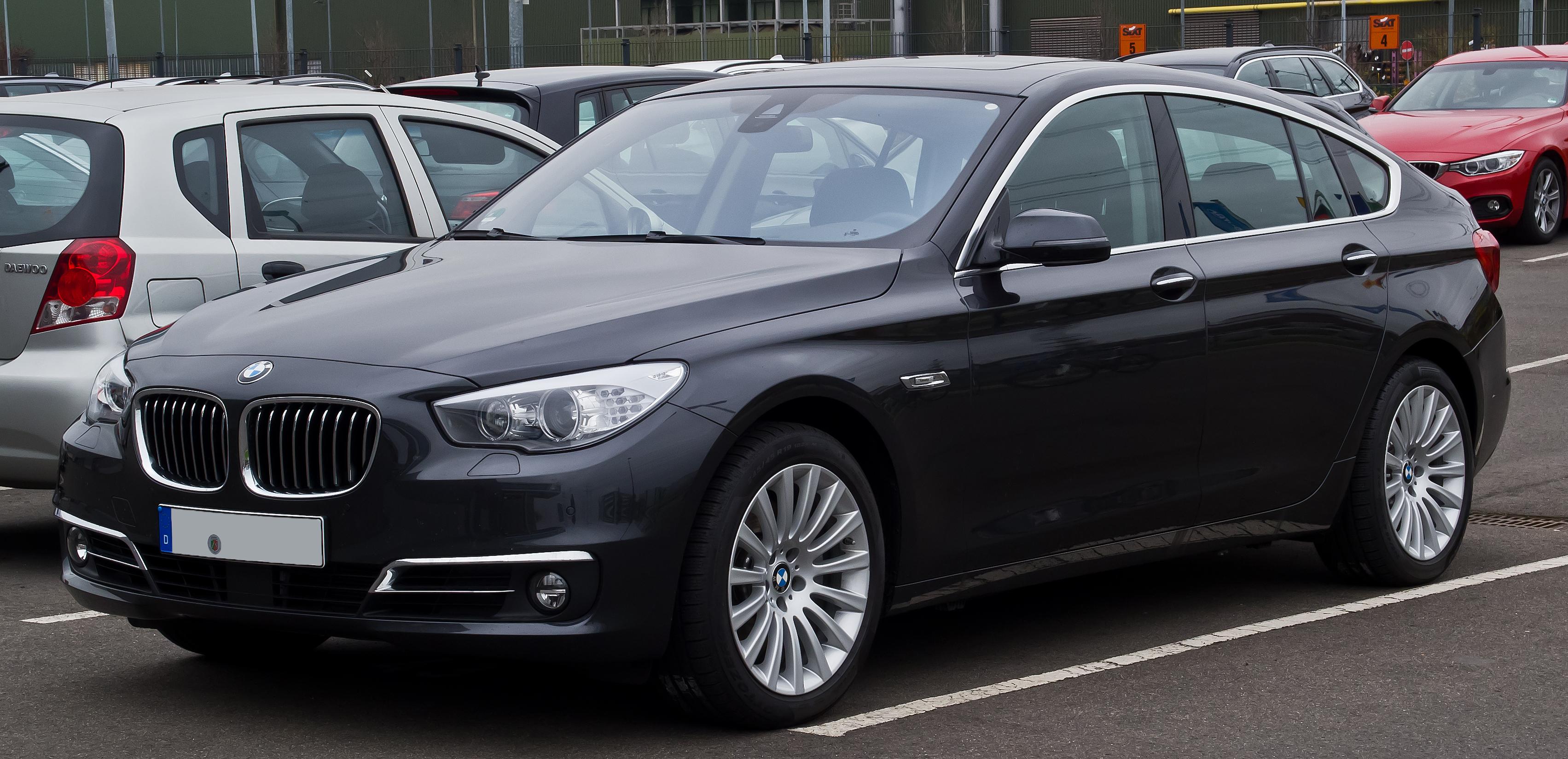 BMW 5er Gran Turismo –