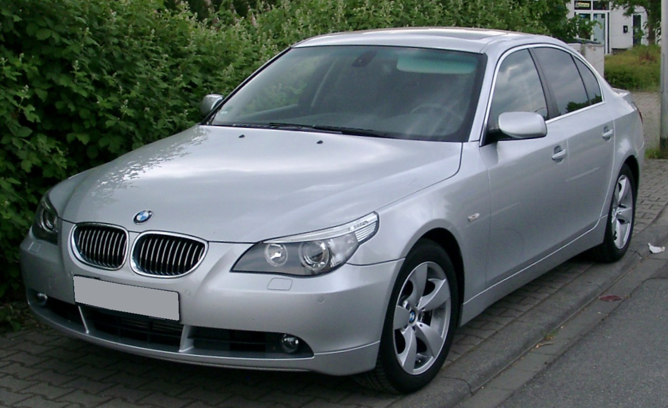 File Bmw E60 Front 20080515 Jpg Wikimedia Commons