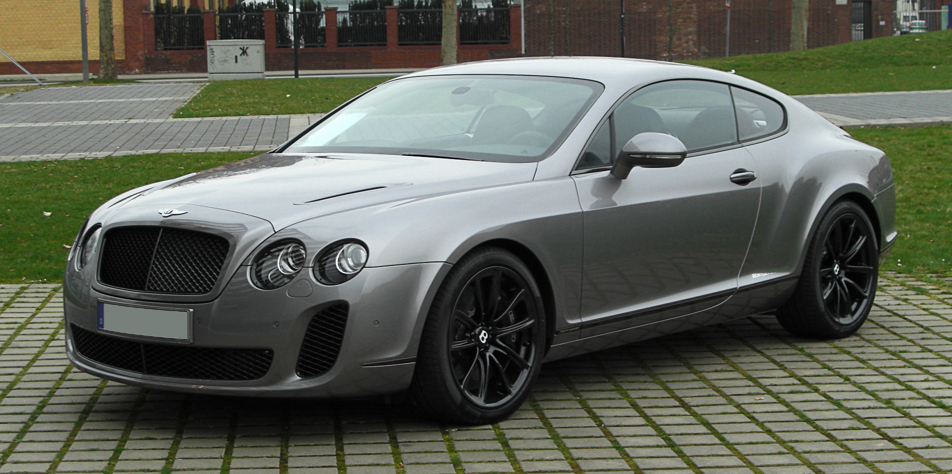 File Bentley Continental Gt Supersports Frontansicht 26