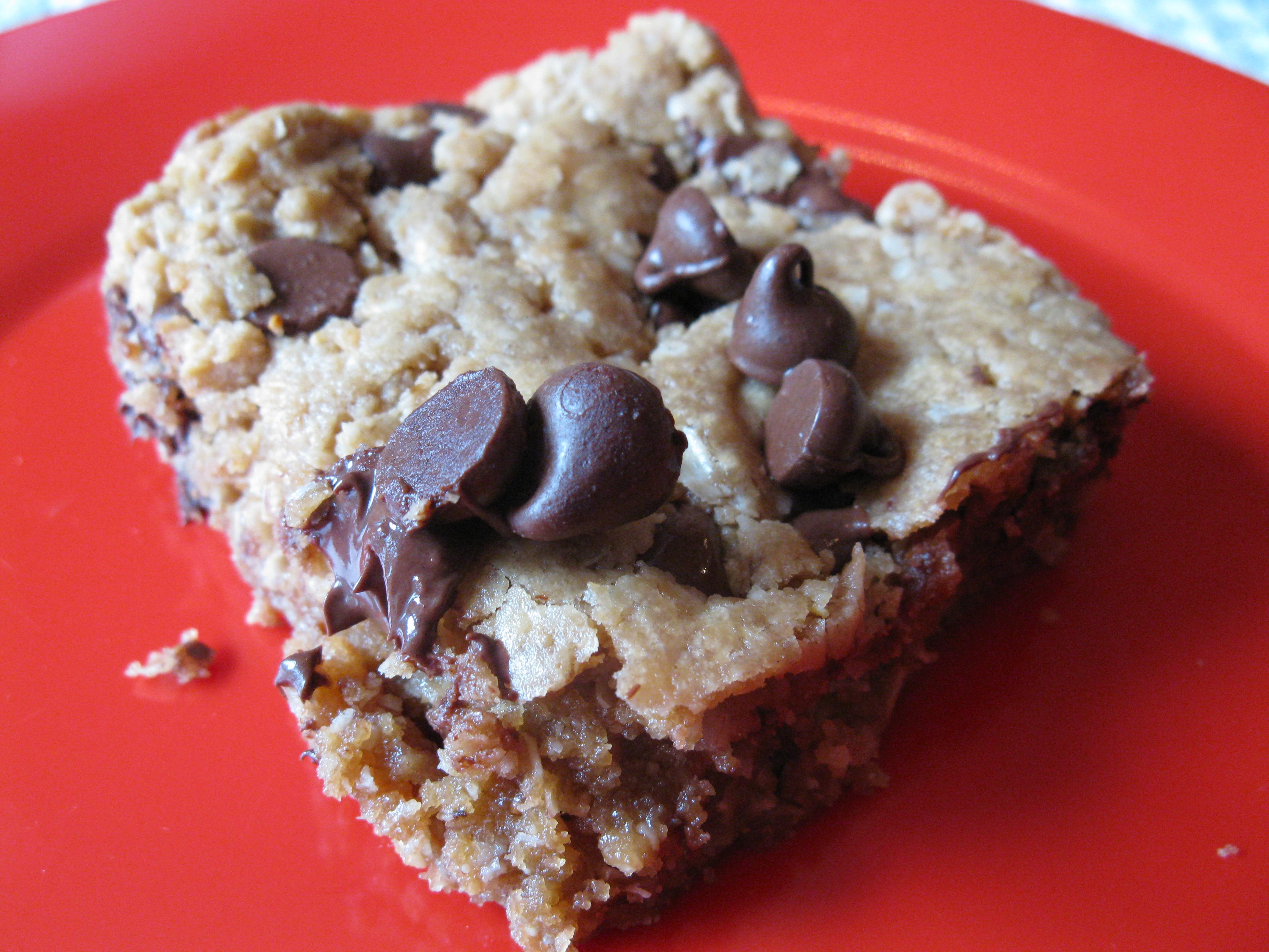 Best Oatmeal Peanut Butter Chocolate Chip Cookie Recipe