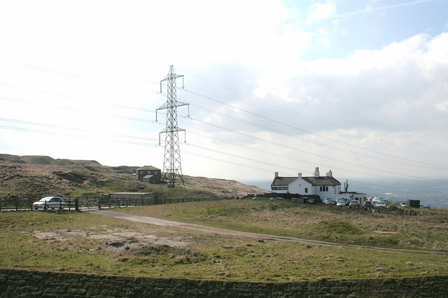 Blackstone Edge - geograph.org.uk - 1250762
