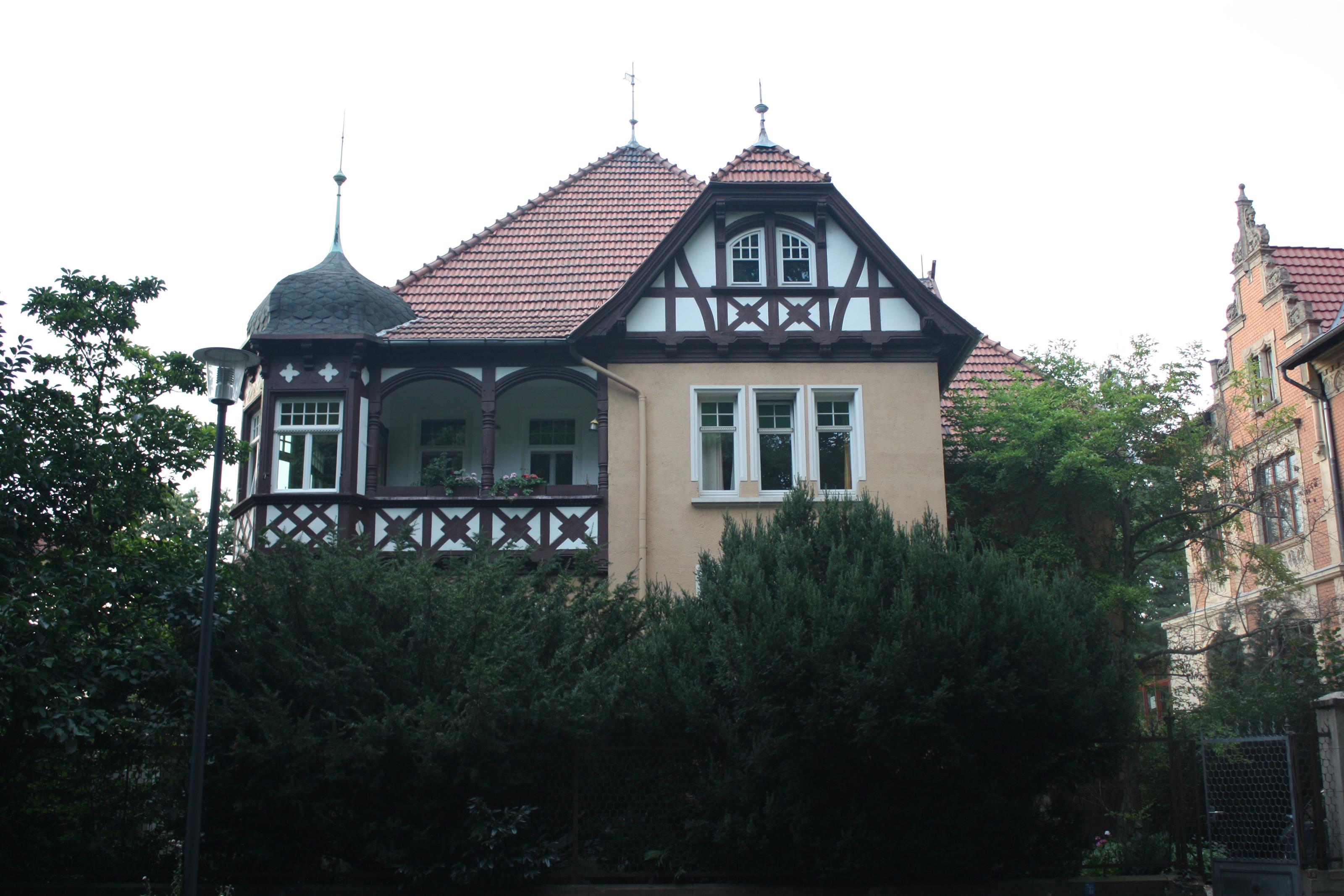 Brühlstraße 5 (Quedlinburg)