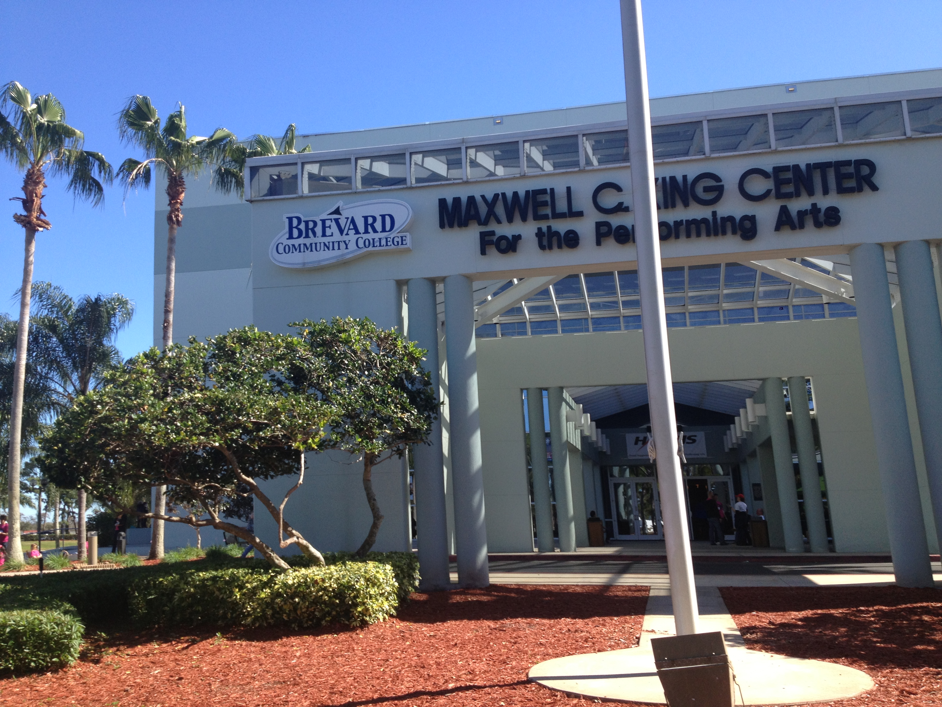 Palm Beach Center For Performing Arts