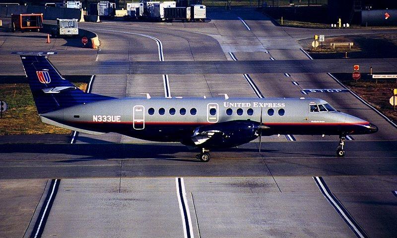 G Maje British Aeroe Jetstream 41 Eastern Airways
