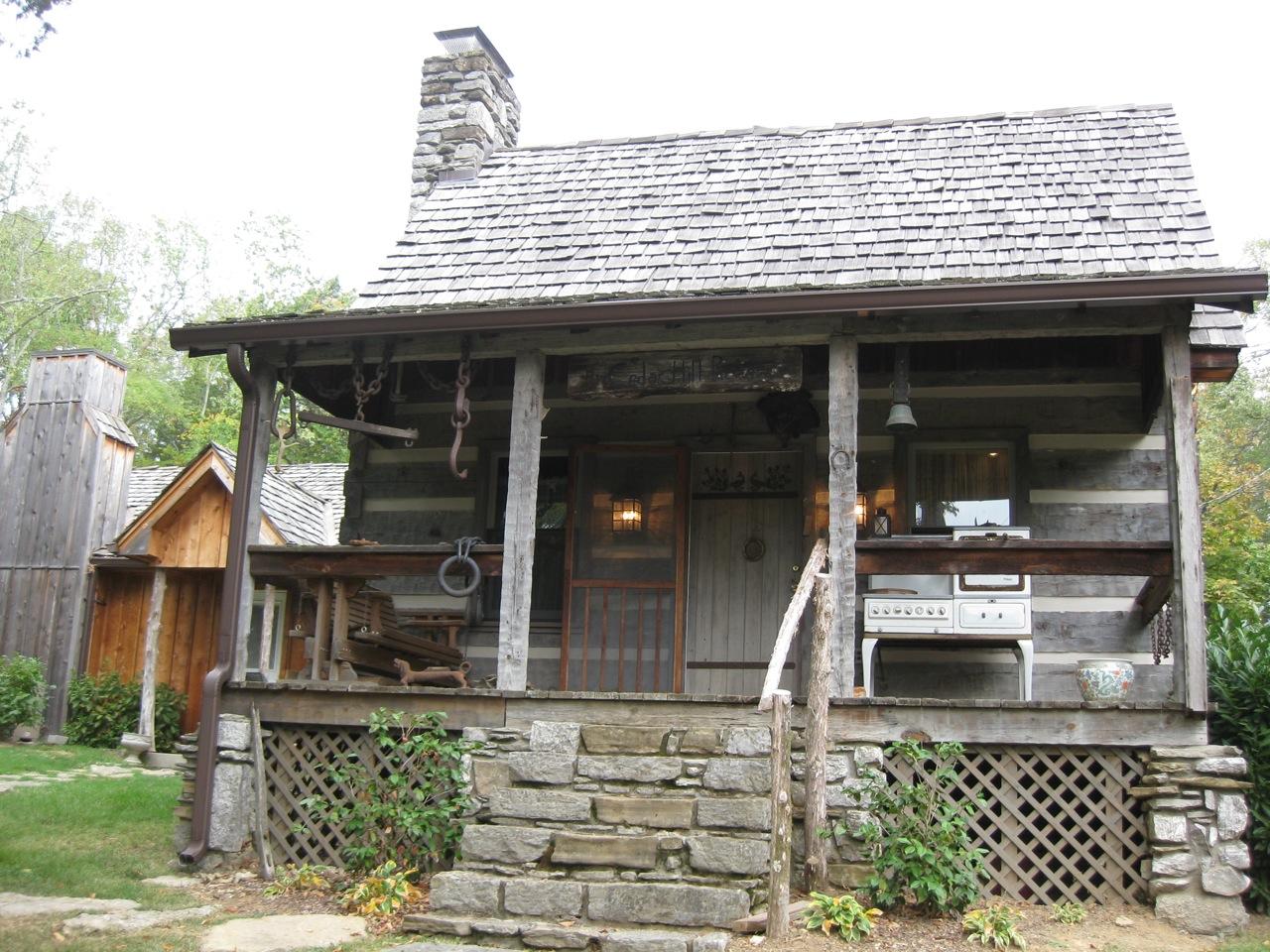 Cabin Interior Decor