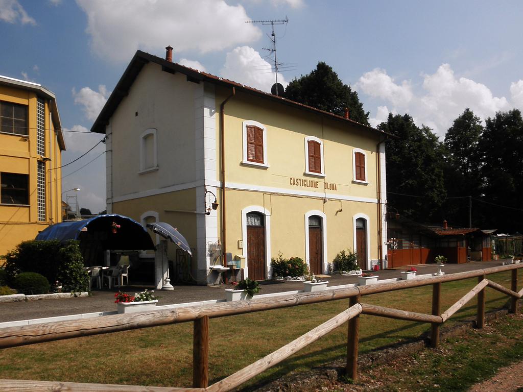 Stazione di castiglione olona wikipedia for Galimberti arredamenti castiglione olona