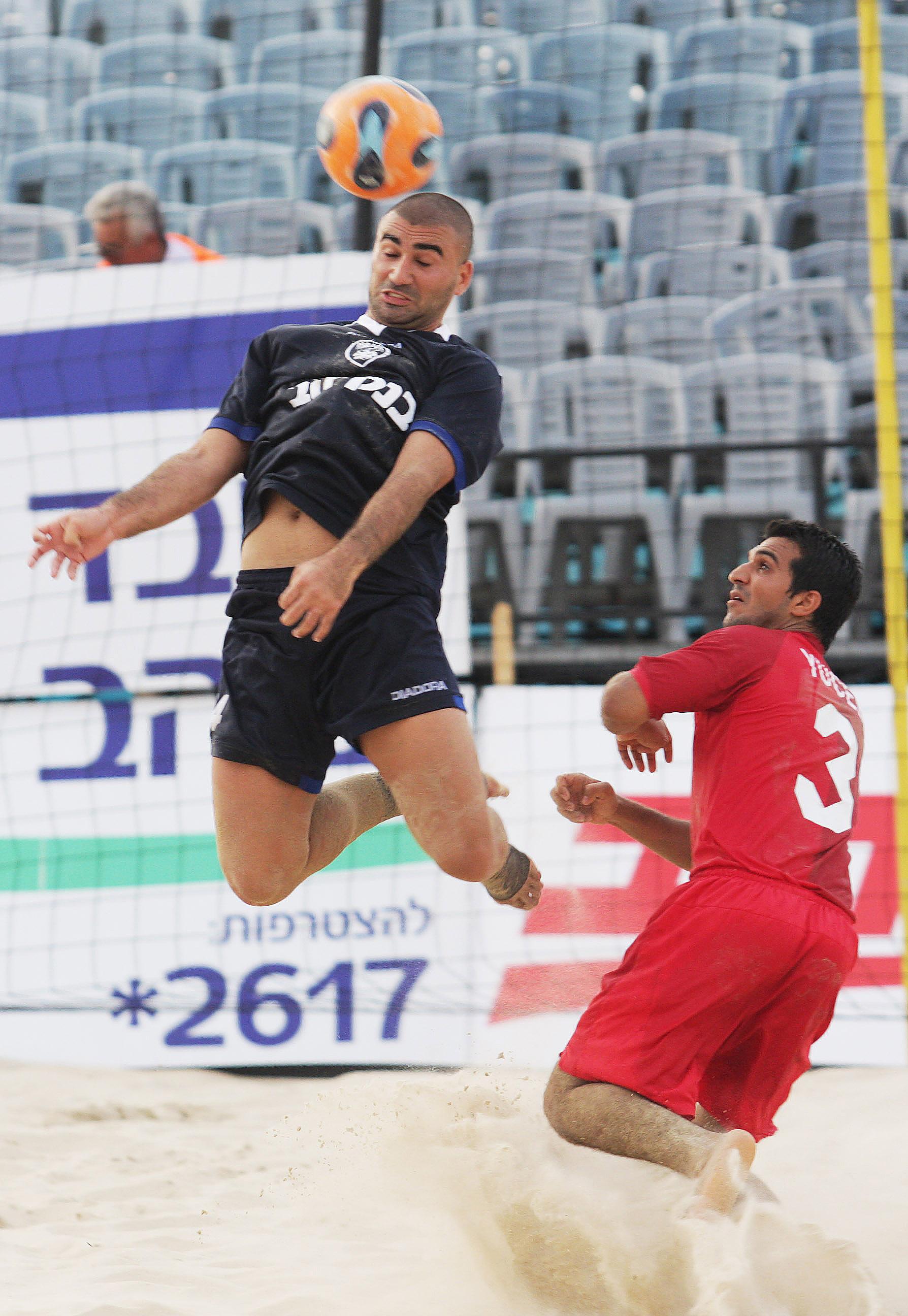 Fútbol Playa internacional Challenge_Cup_Israel_v_Turkey_4
