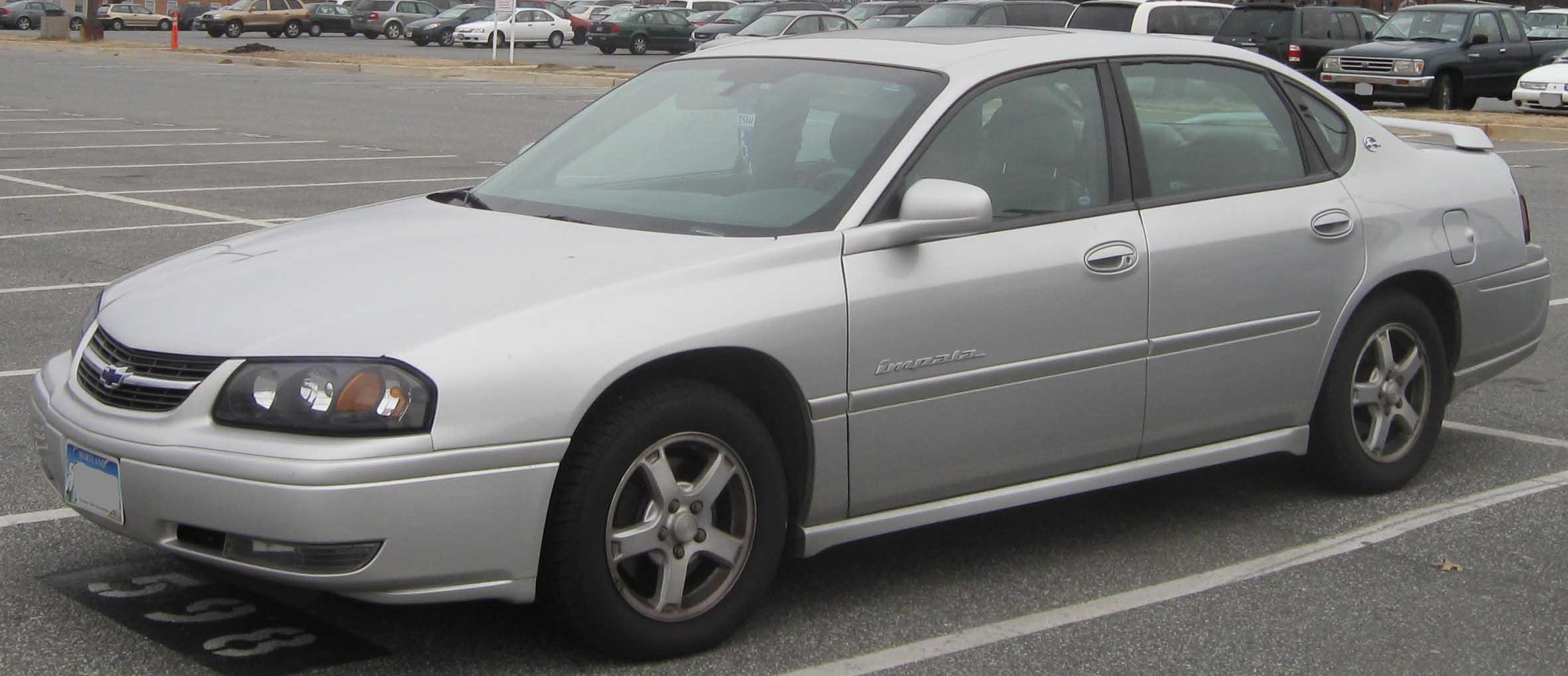 Chevrolet Impala – wolna encyklopedia