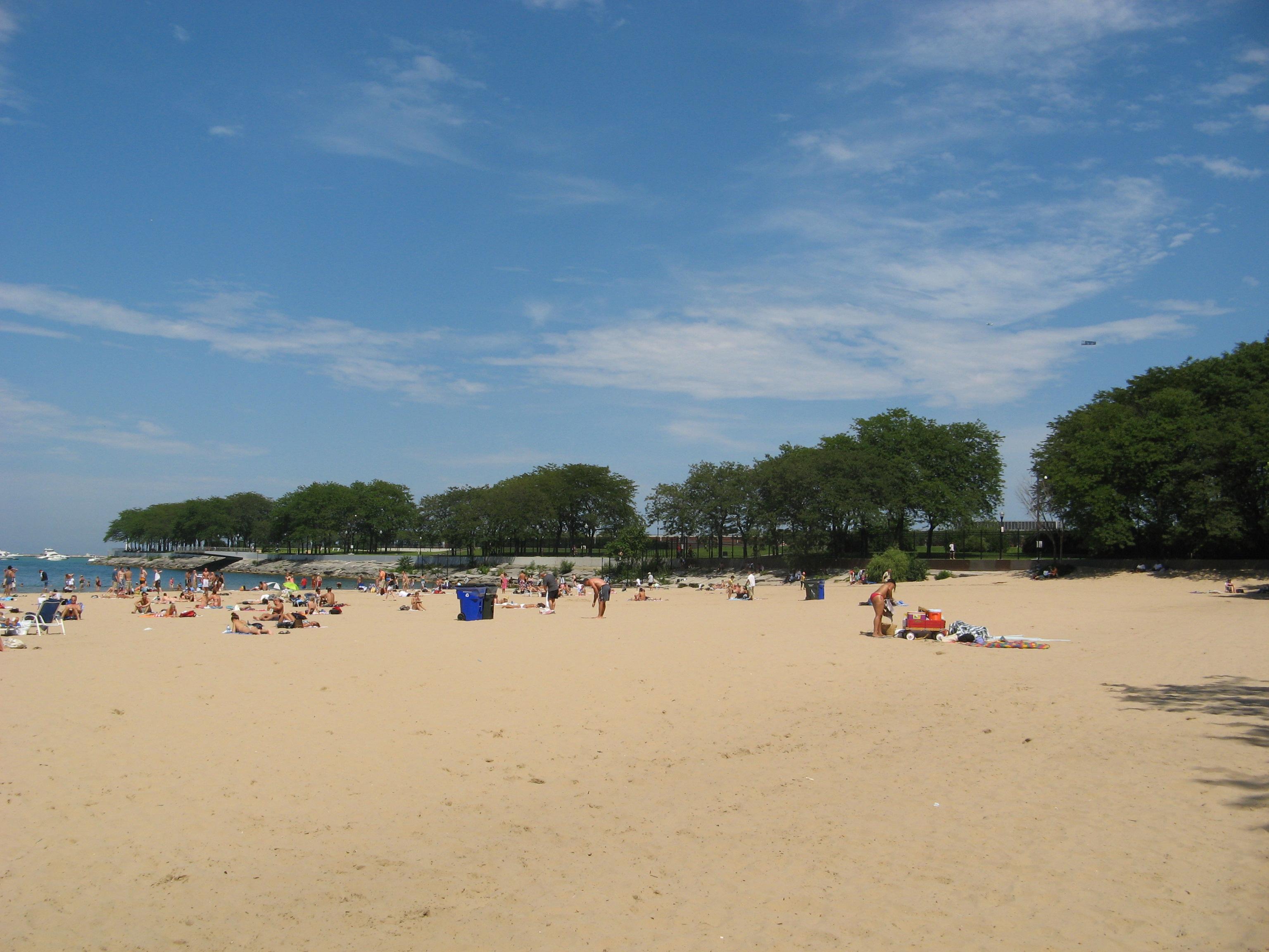 Beaches In Chicago Ca