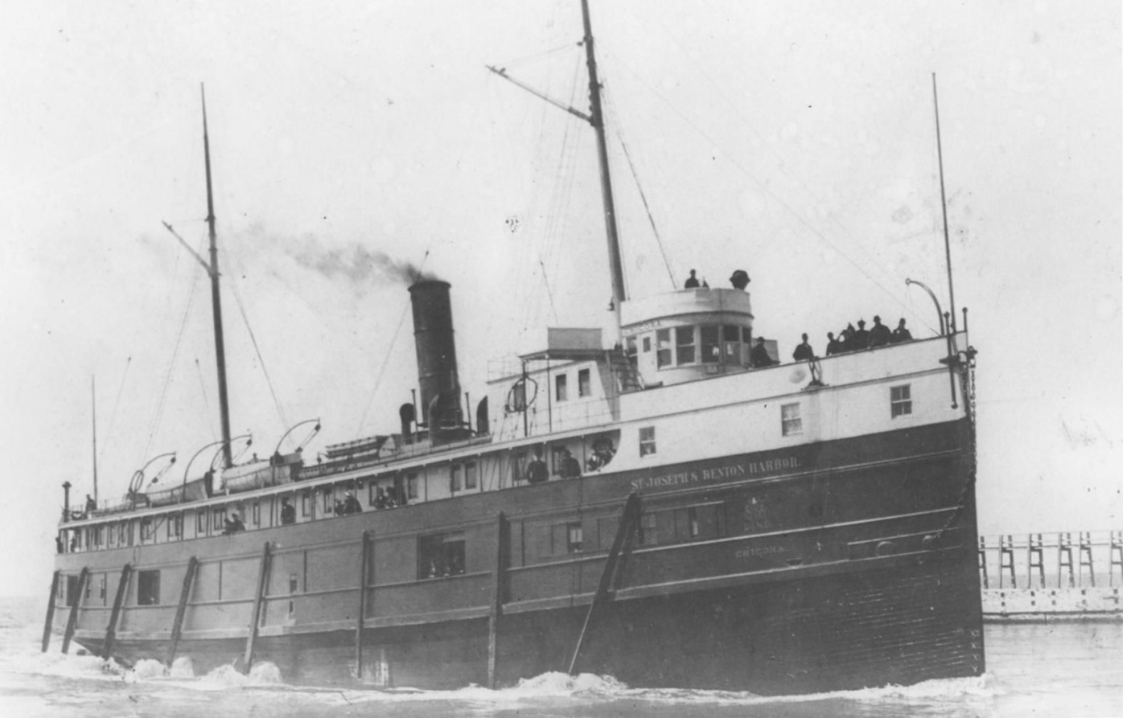 SS Chicora - Wikipedia