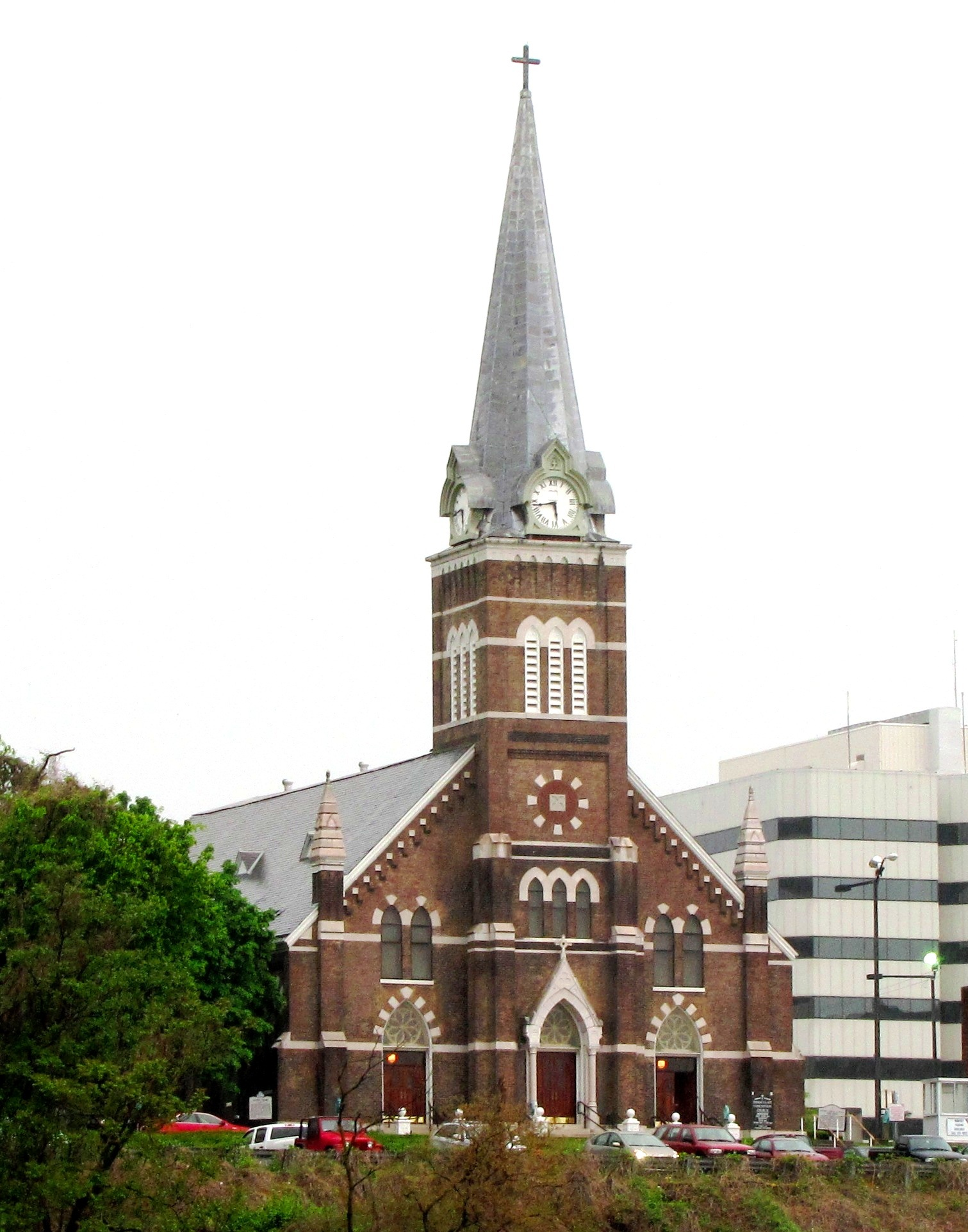 Church of the immaculate conception knoxville tennessee for Small towns in tennessee near knoxville