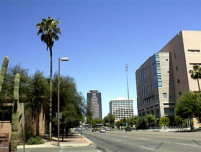 City Of Tucson Car Impount Office