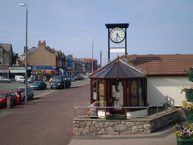 Rhos On Sea Beach Cafe Conwy Cbbc
