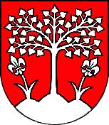 Berezó címere